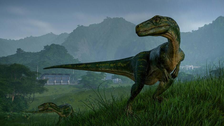 jurassic world evolution screenshots on playstation 4 (ps4