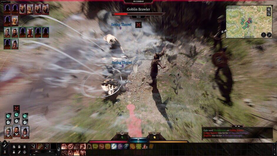 Primeras impresiones de Baldur's Gate 3