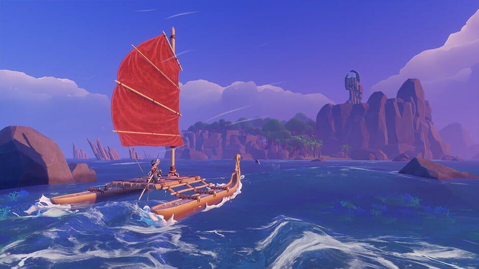 Windbound Review - sailing
