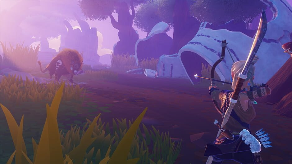Windbound Review - Hunting