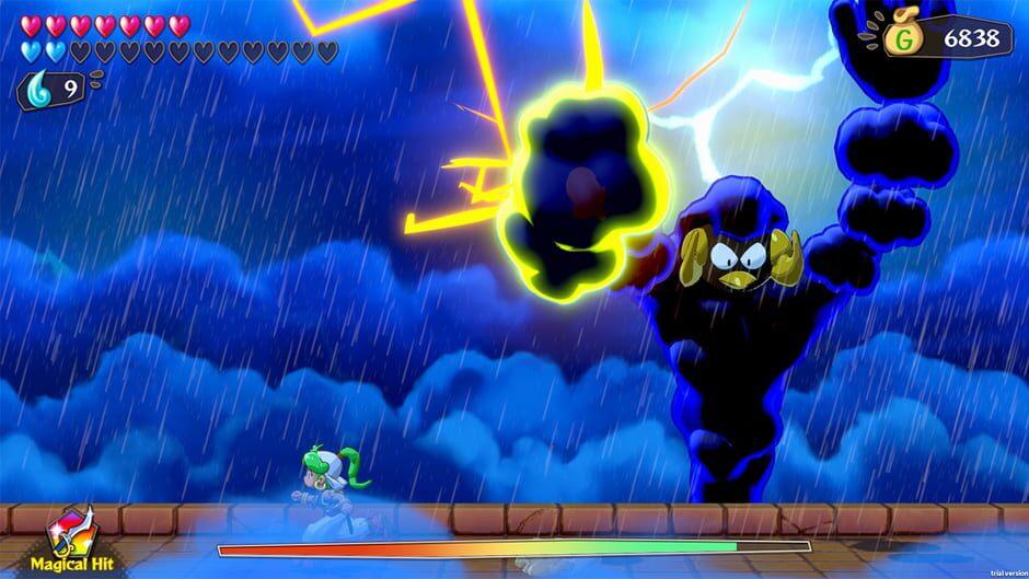Análisis Wonder Boy: Asha in Monster World