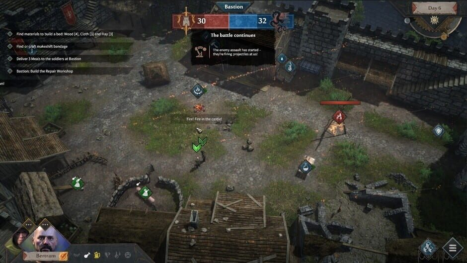 Análisis de Siege Survival: Gloria Victis