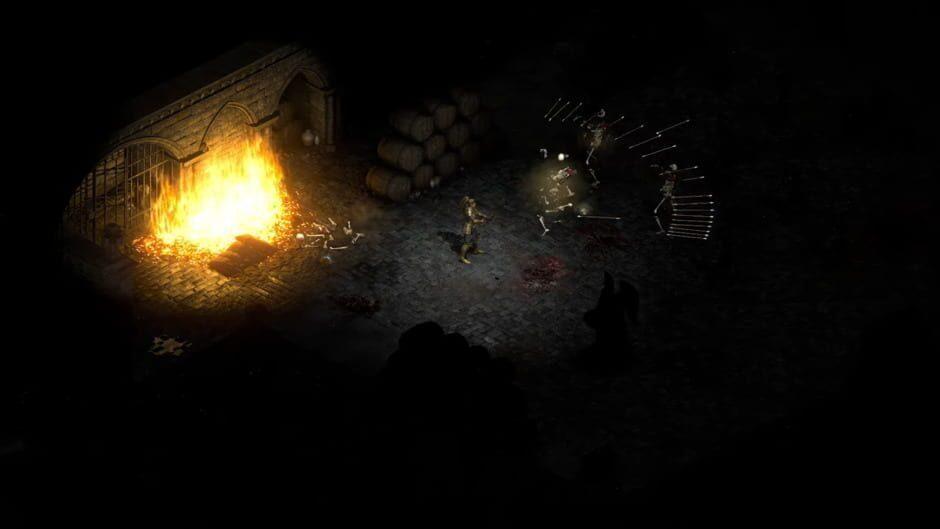Análisis de Diablo II: Resurrected