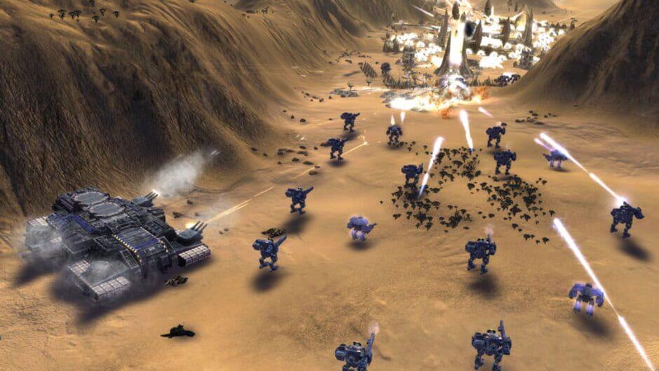 Supreme Commander 2 (2010) PC - торрент игры