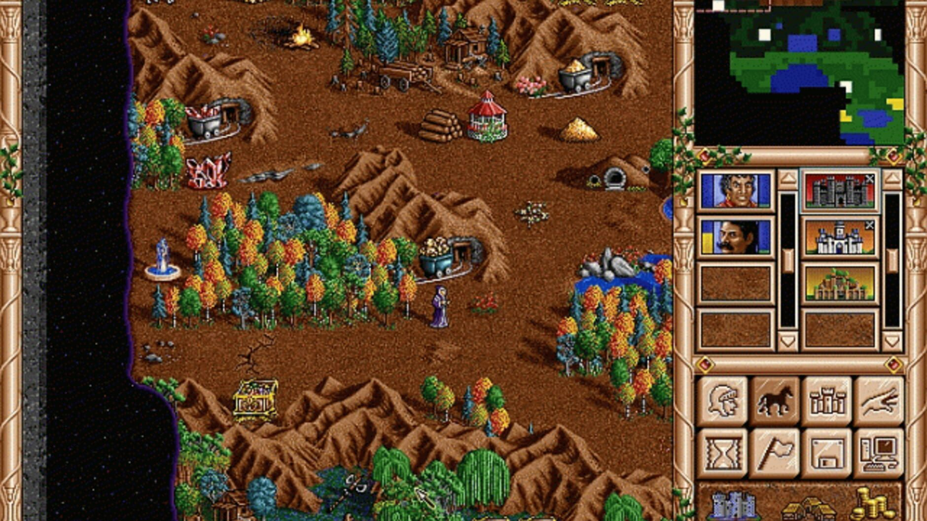 Heroes of Might and Magic II: The Succession Wars - 1