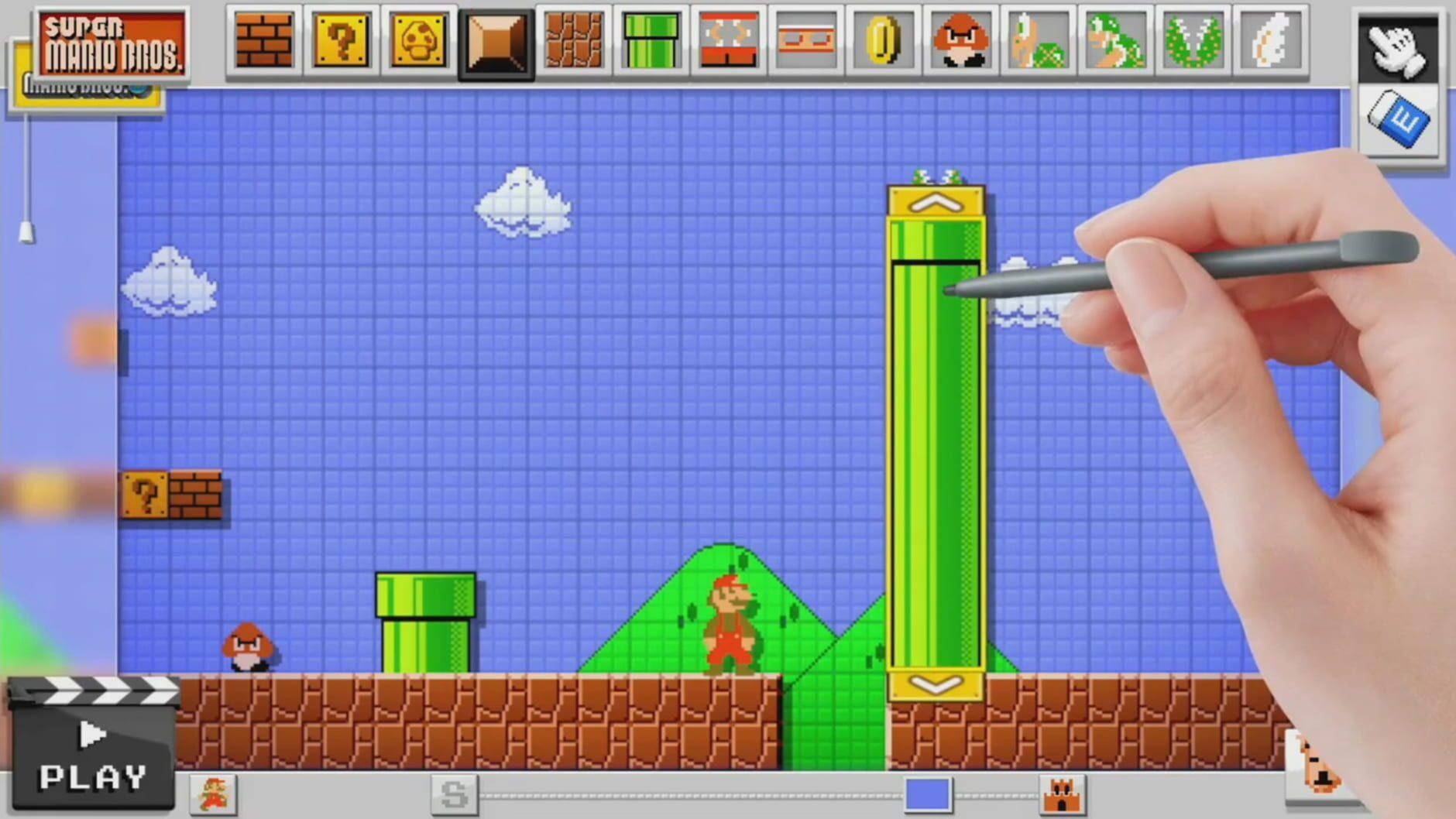 Super Mario Maker - 1