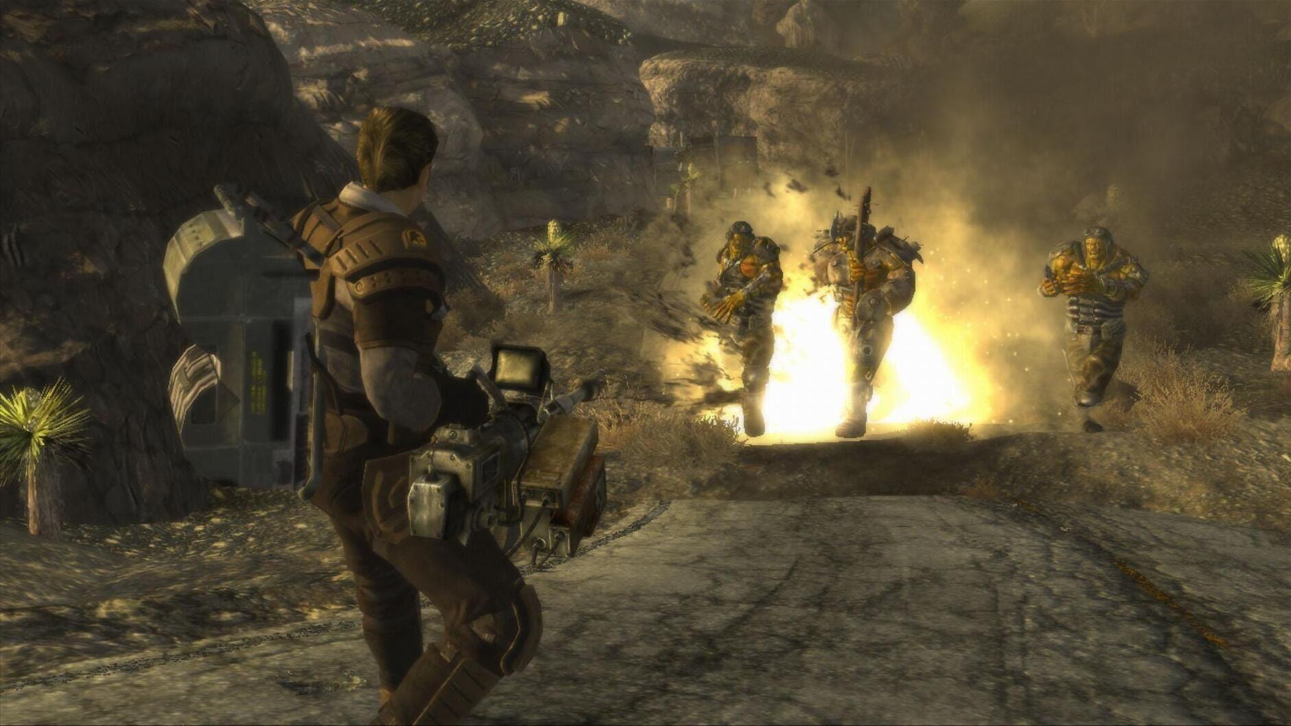 Fallout: New Vegas - 0