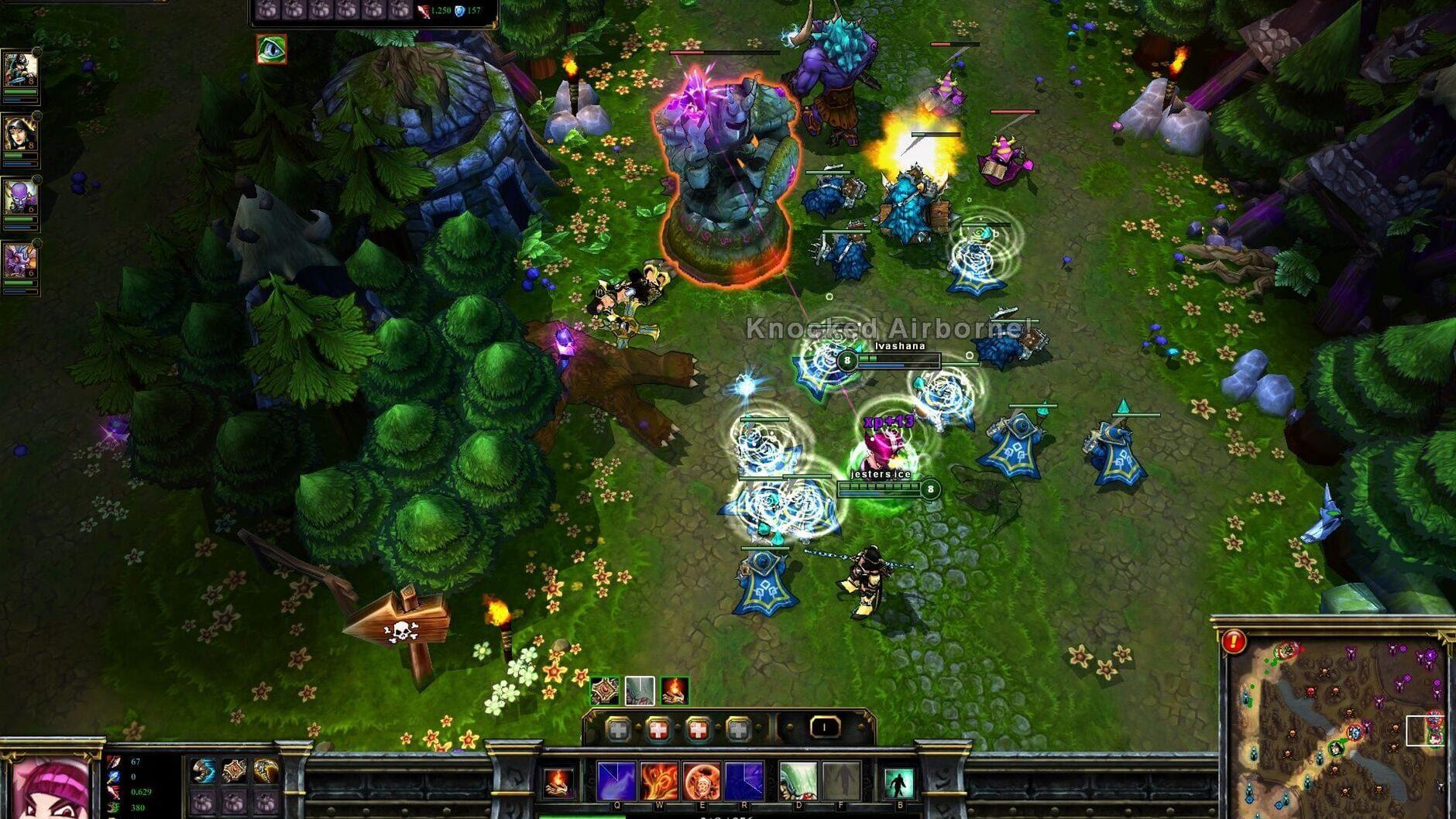 League of Legends - 0