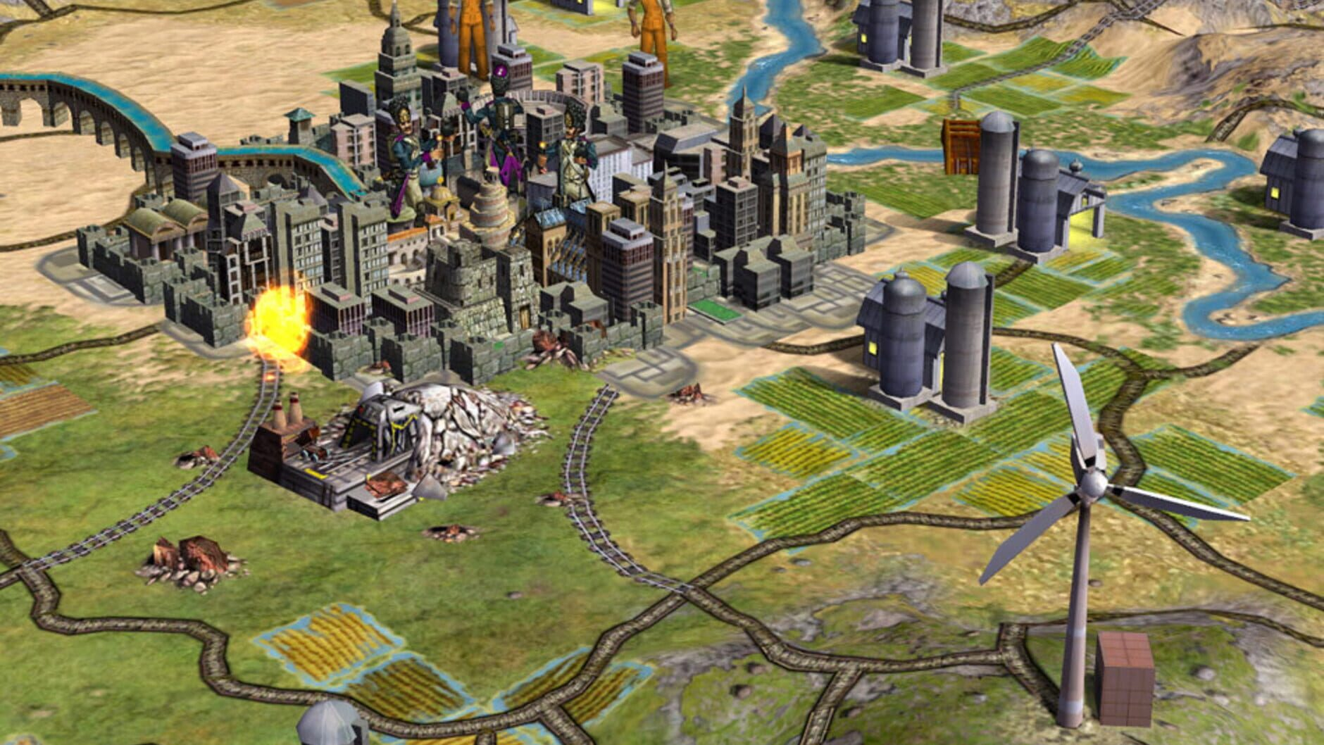 Sid Meier's Civilization IV - 0