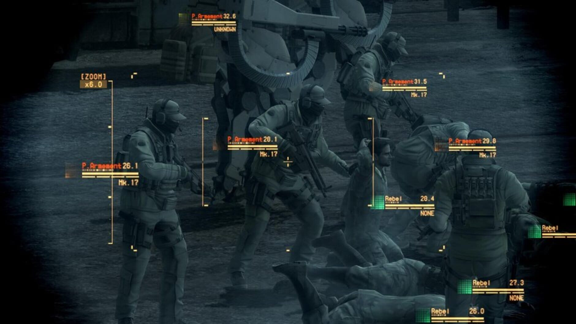 Metal Gear Solid 4: Guns of the Patriots - 0