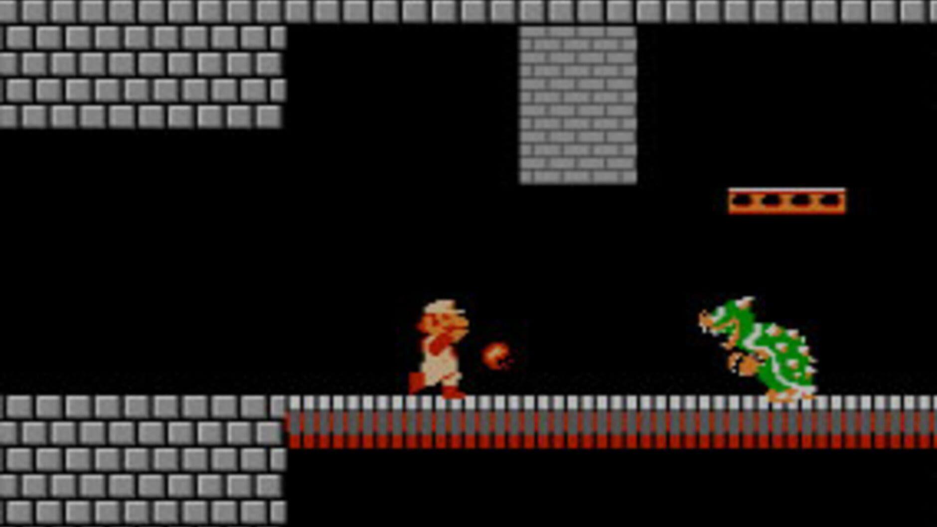 Super Mario Bros. - 1