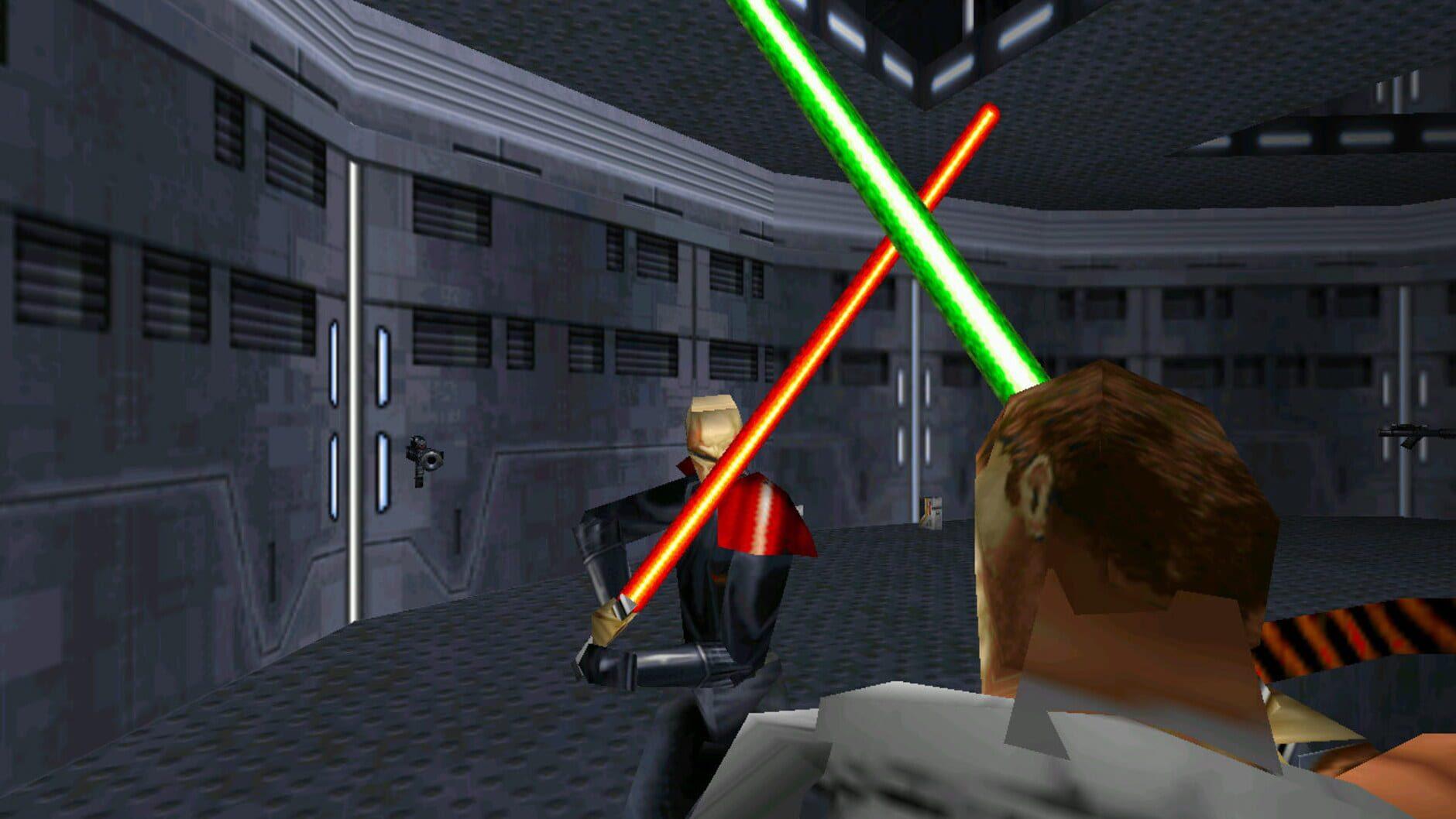 Star Wars: Jedi Knight - Dark Forces II - 1