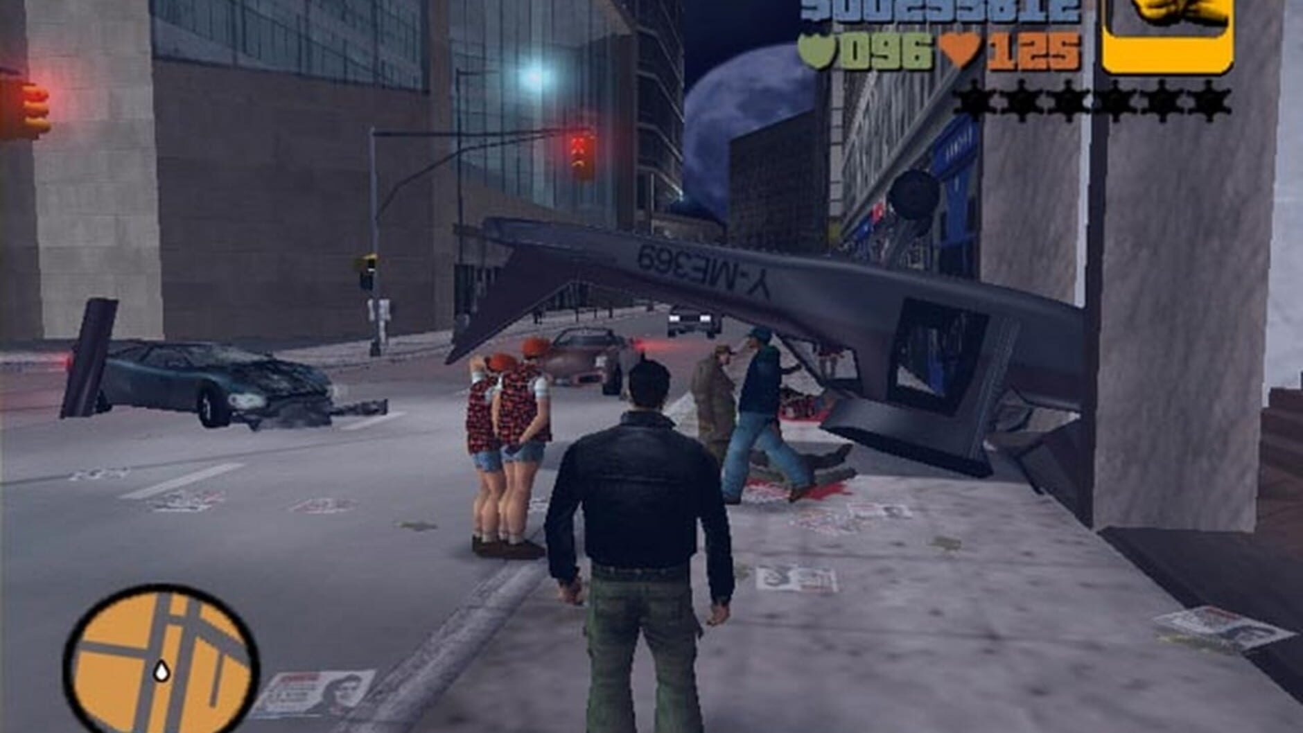 Grand Theft Auto III - 4