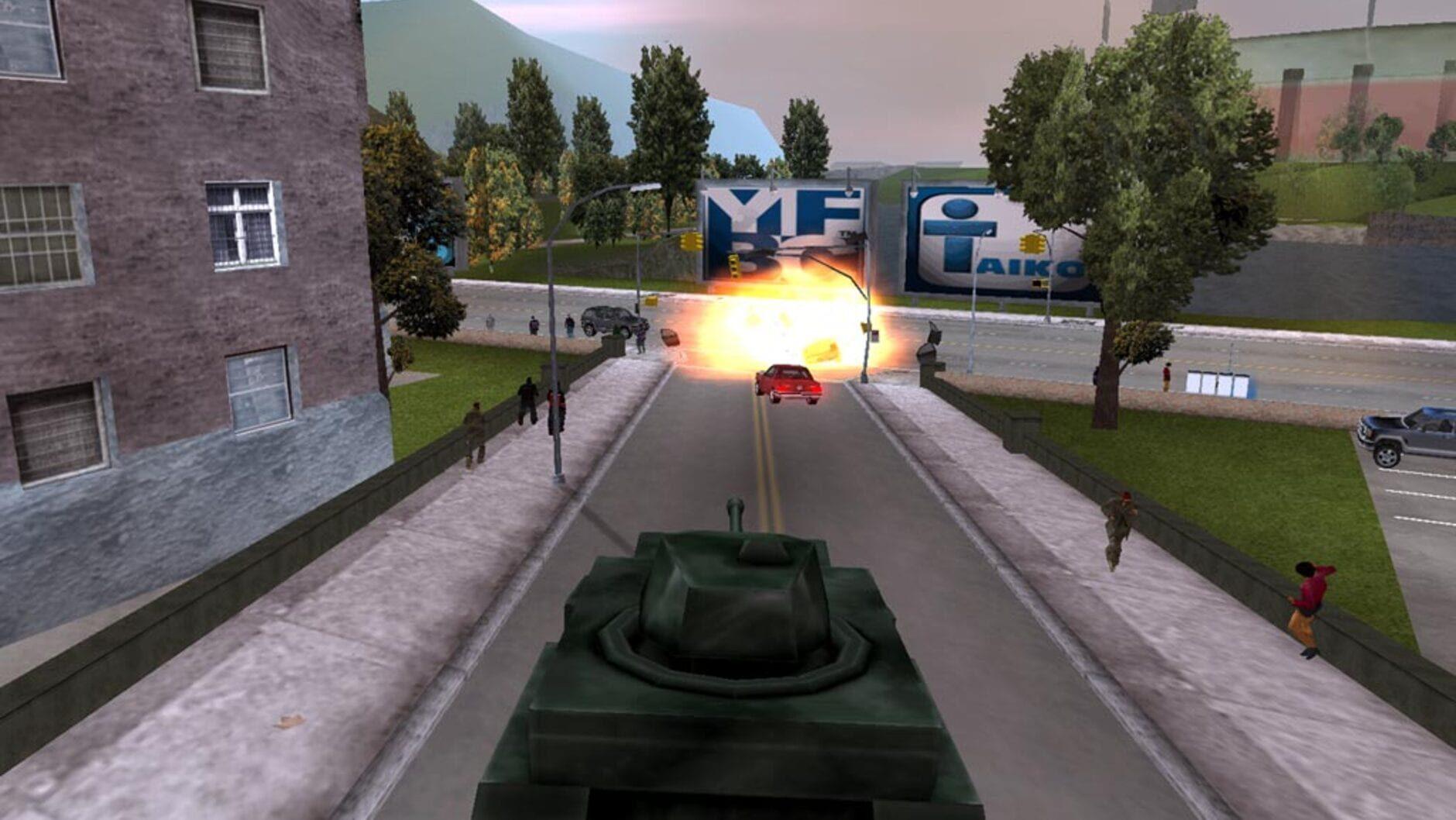 Grand Theft Auto III - 0