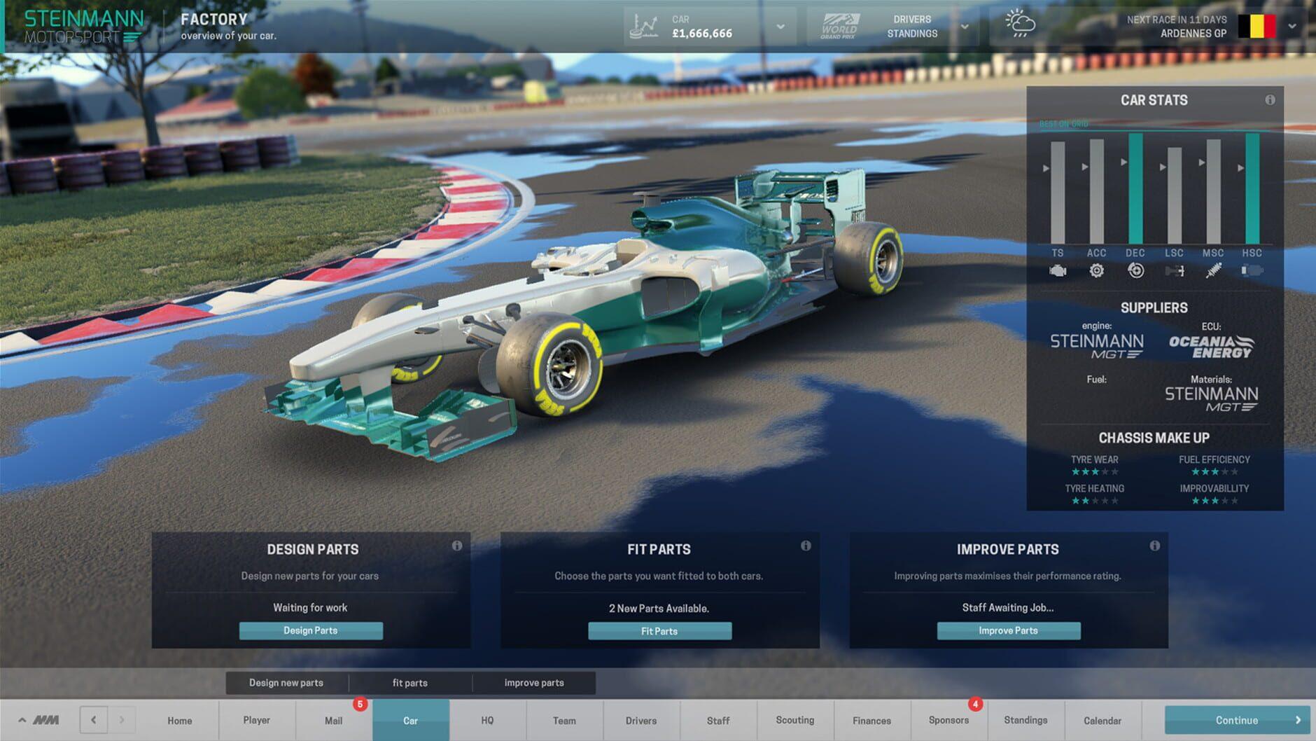Motorsport Manager - 0