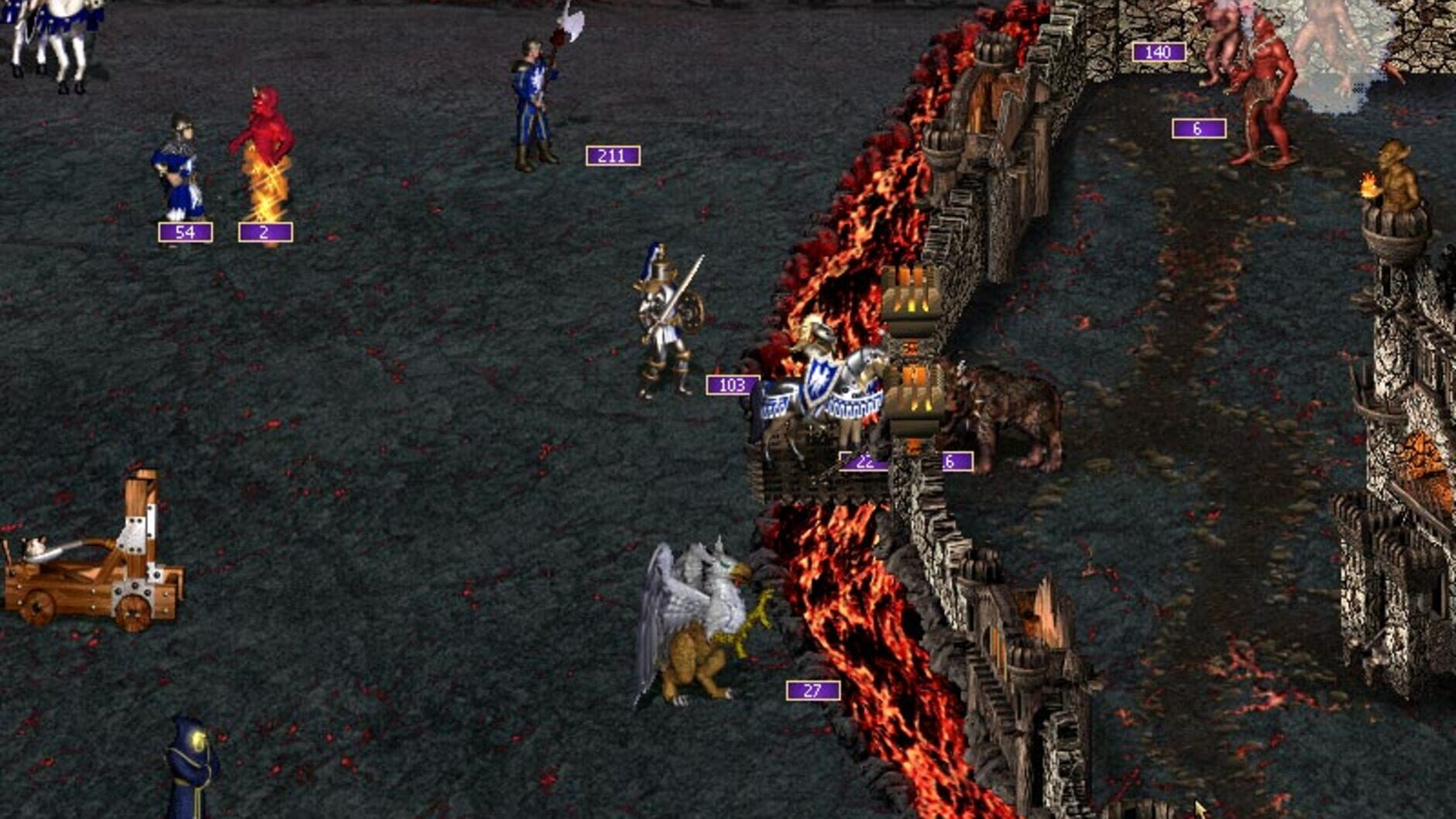 Heroes of Might and Magic III: The Restoration of Erathia - 4