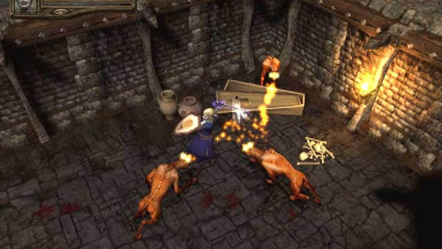 Baldur's Gate: Dark Alliance II - 1
