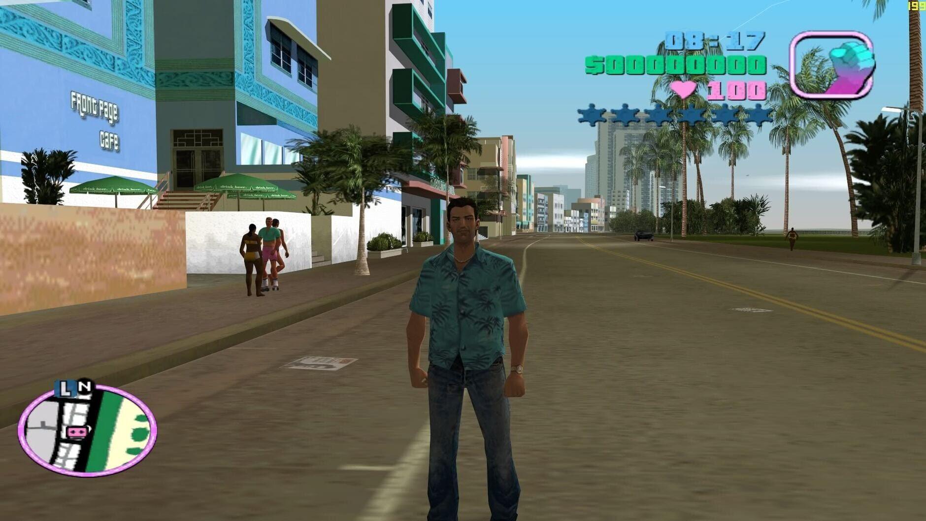 Grand Theft Auto: Vice City - 2