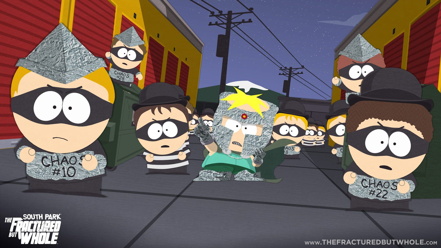 South Park: The Fractured But Whole - 0
