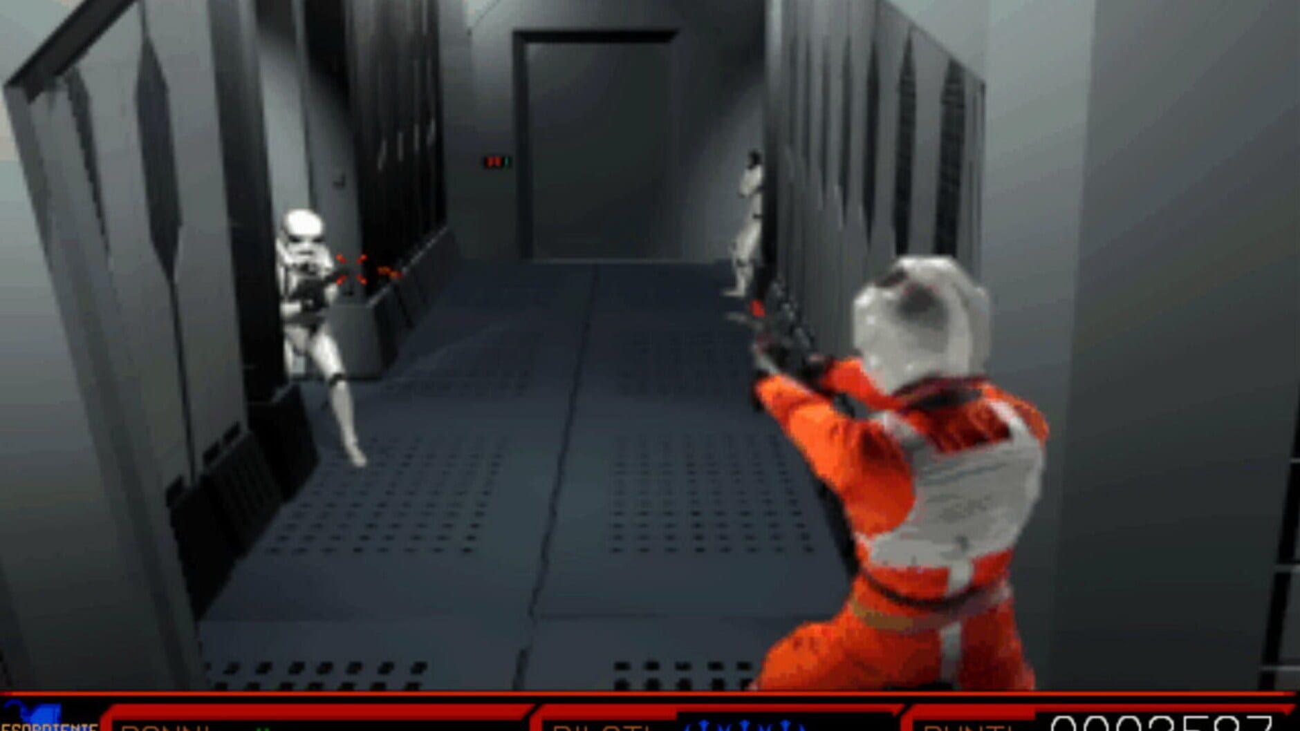 Star Wars: Rebel Assault II - The Hidden Empire - 1