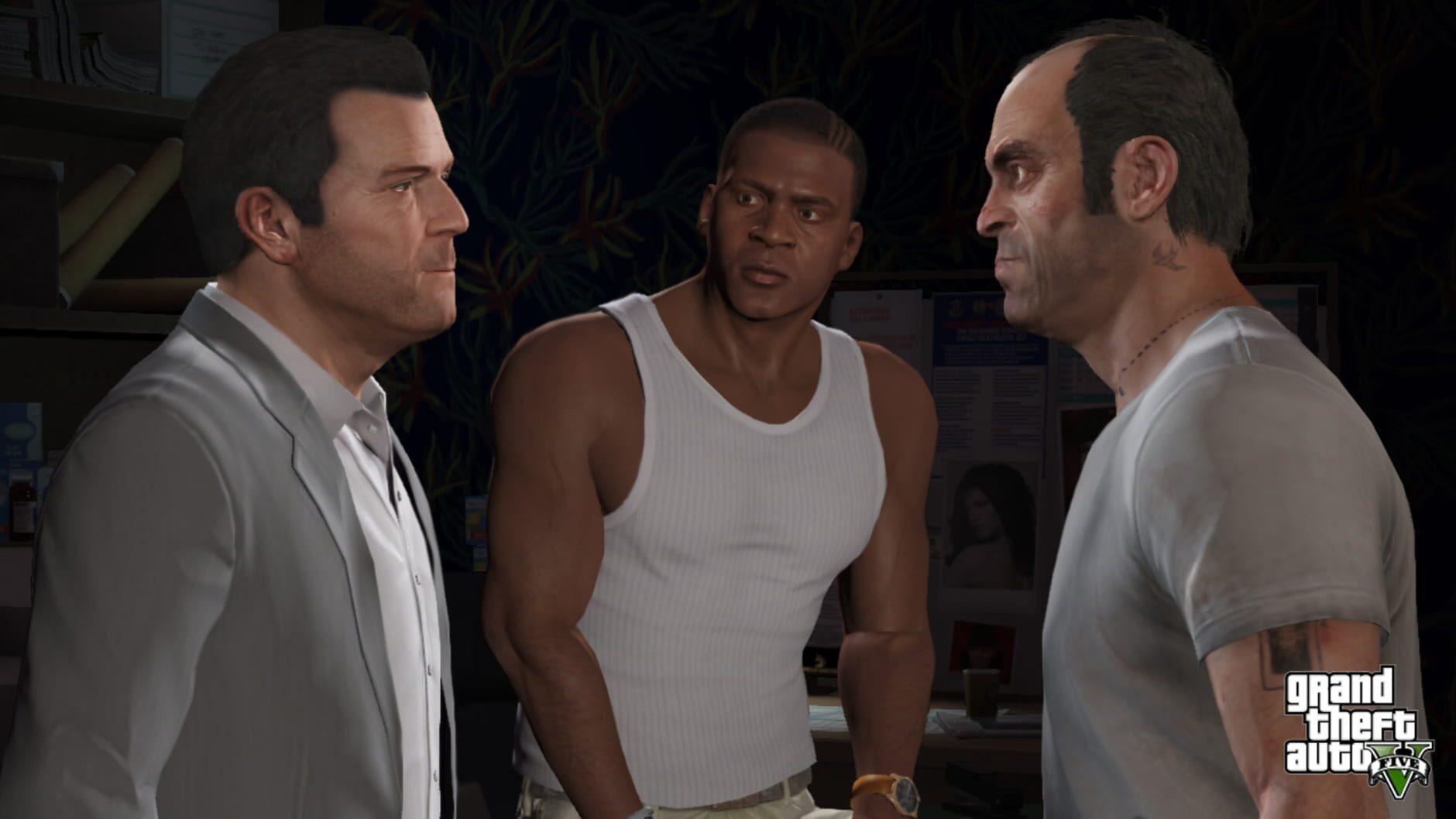 Grand Theft Auto V - 3
