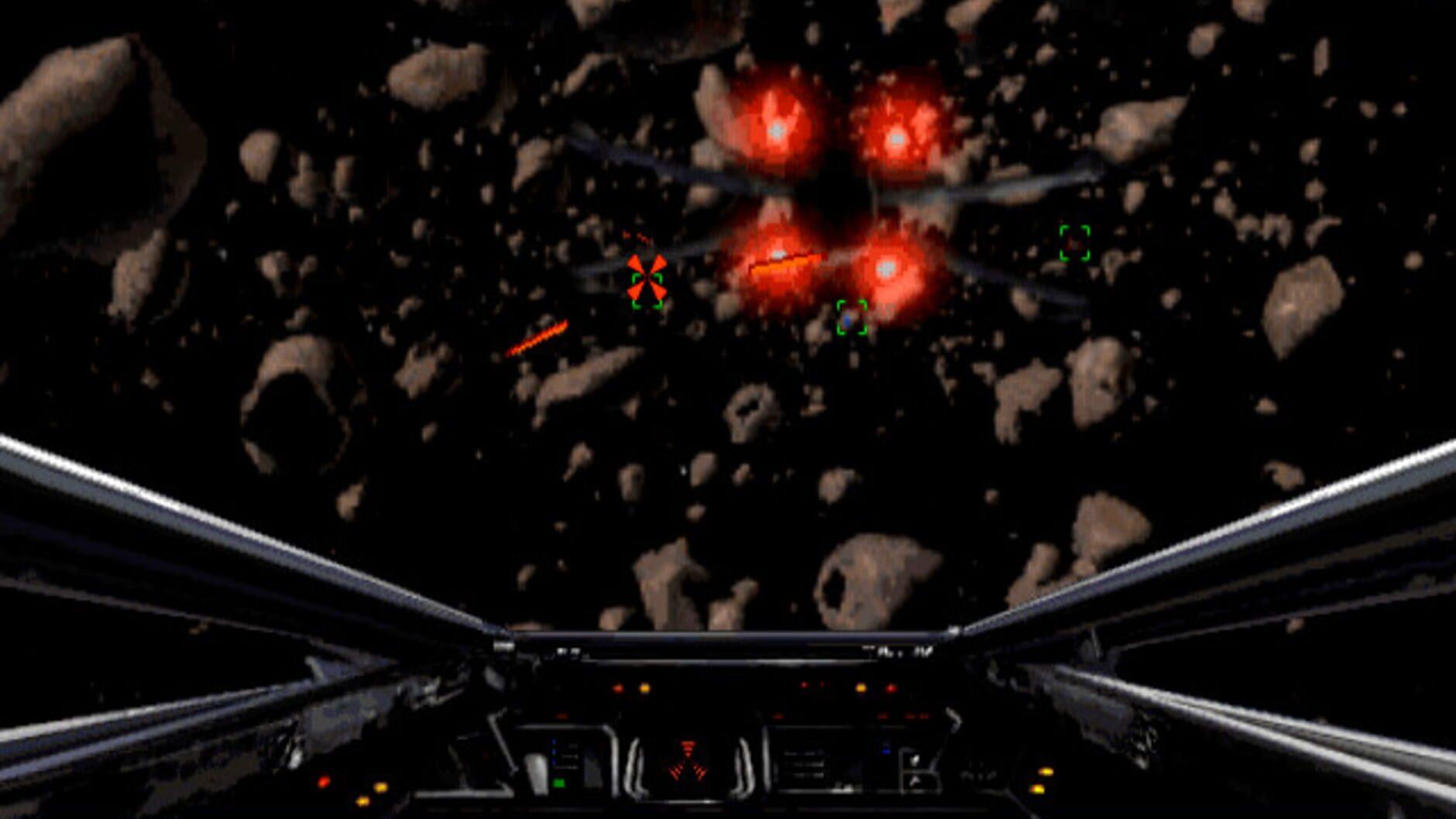 Star Wars: Rebel Assault II - The Hidden Empire - 0