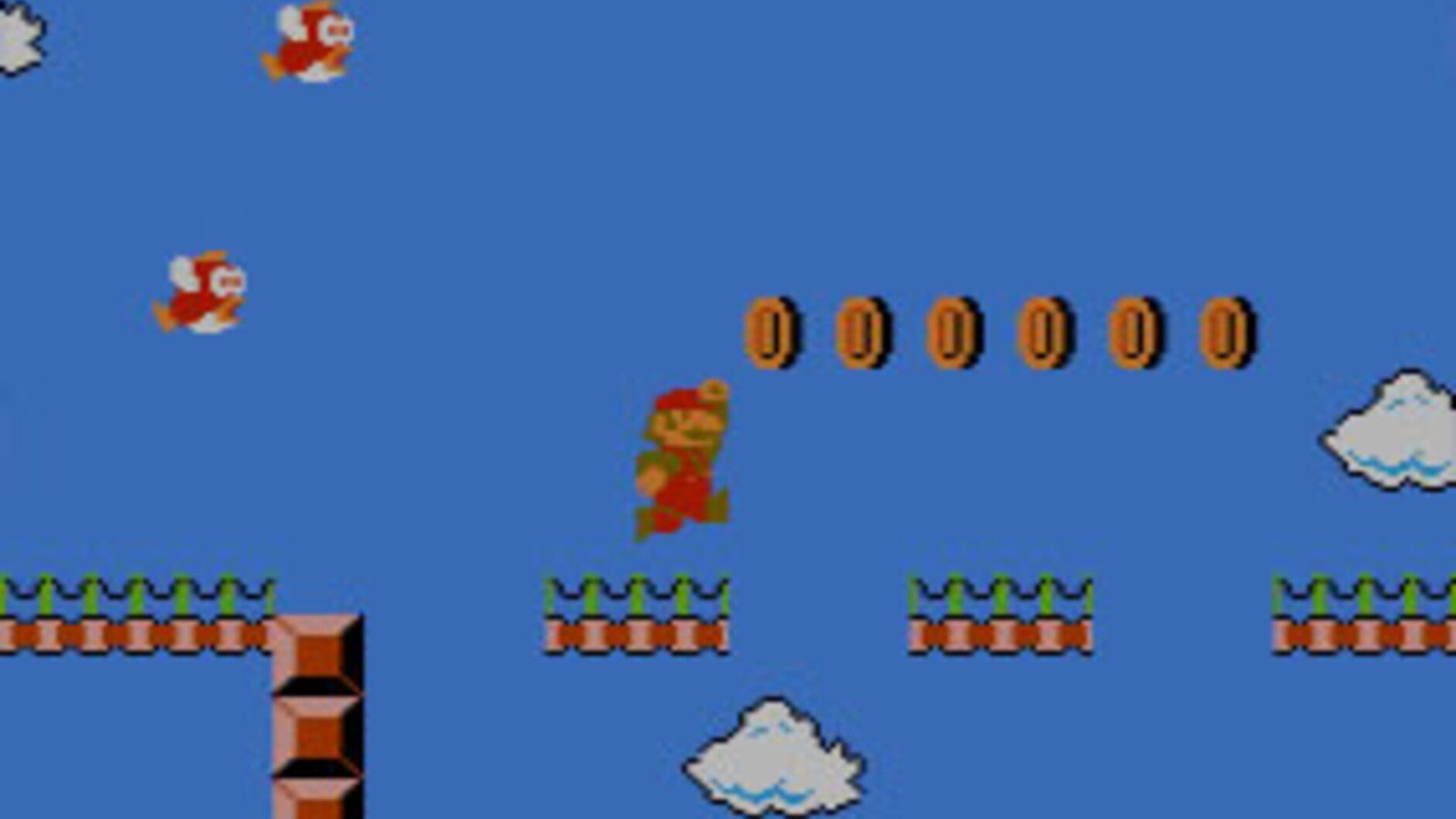 Super Mario Bros. - 4