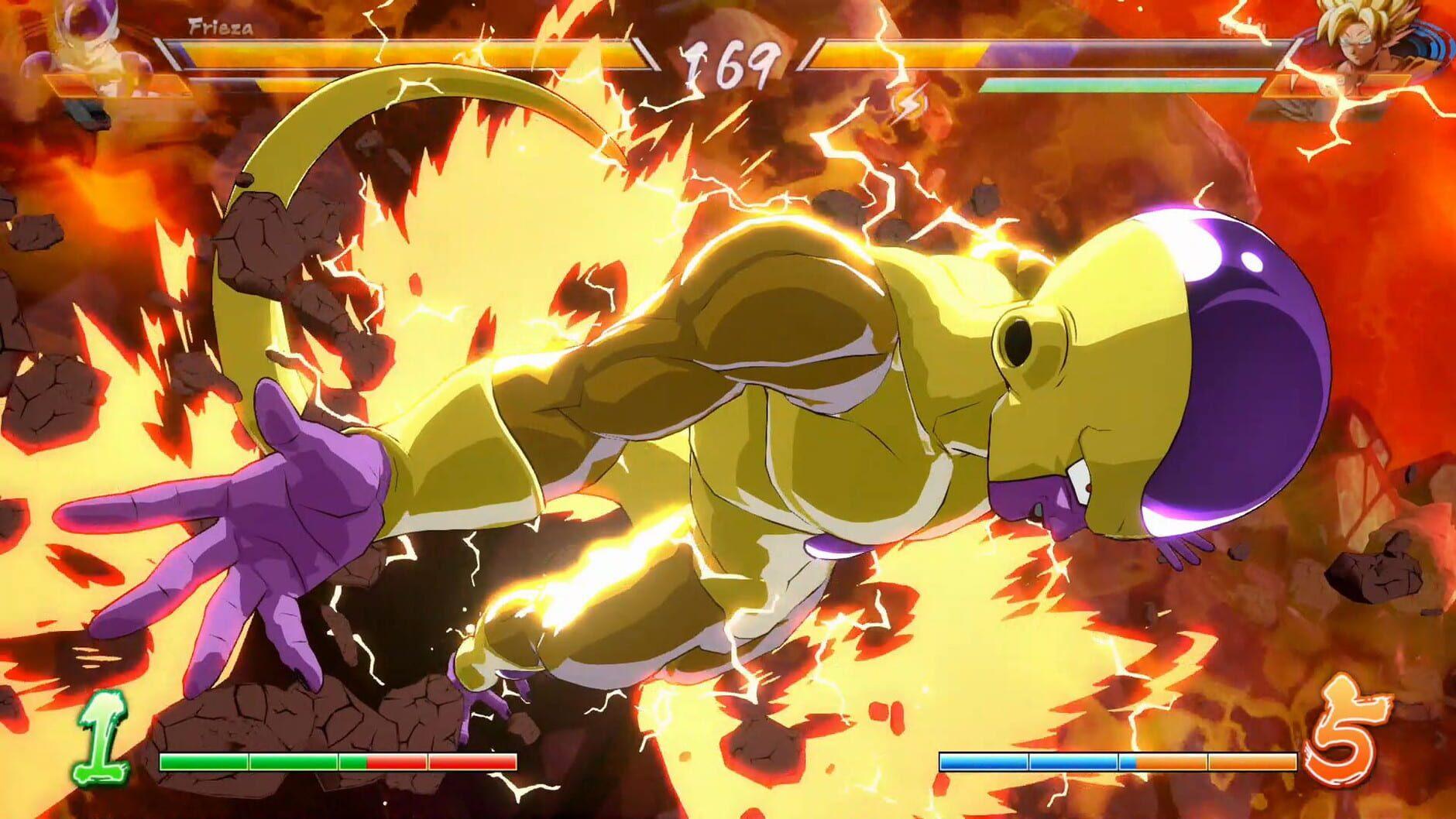 Dragon Ball FighterZ - 1