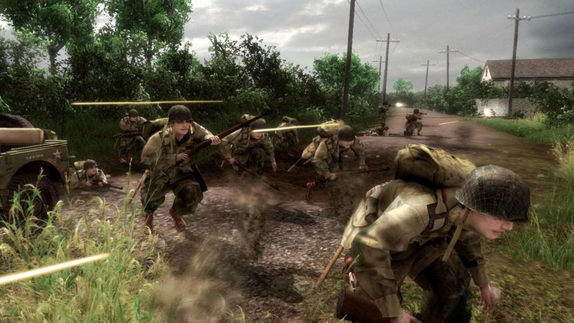 Brothers in Arms: Road to Hill 30 - 2