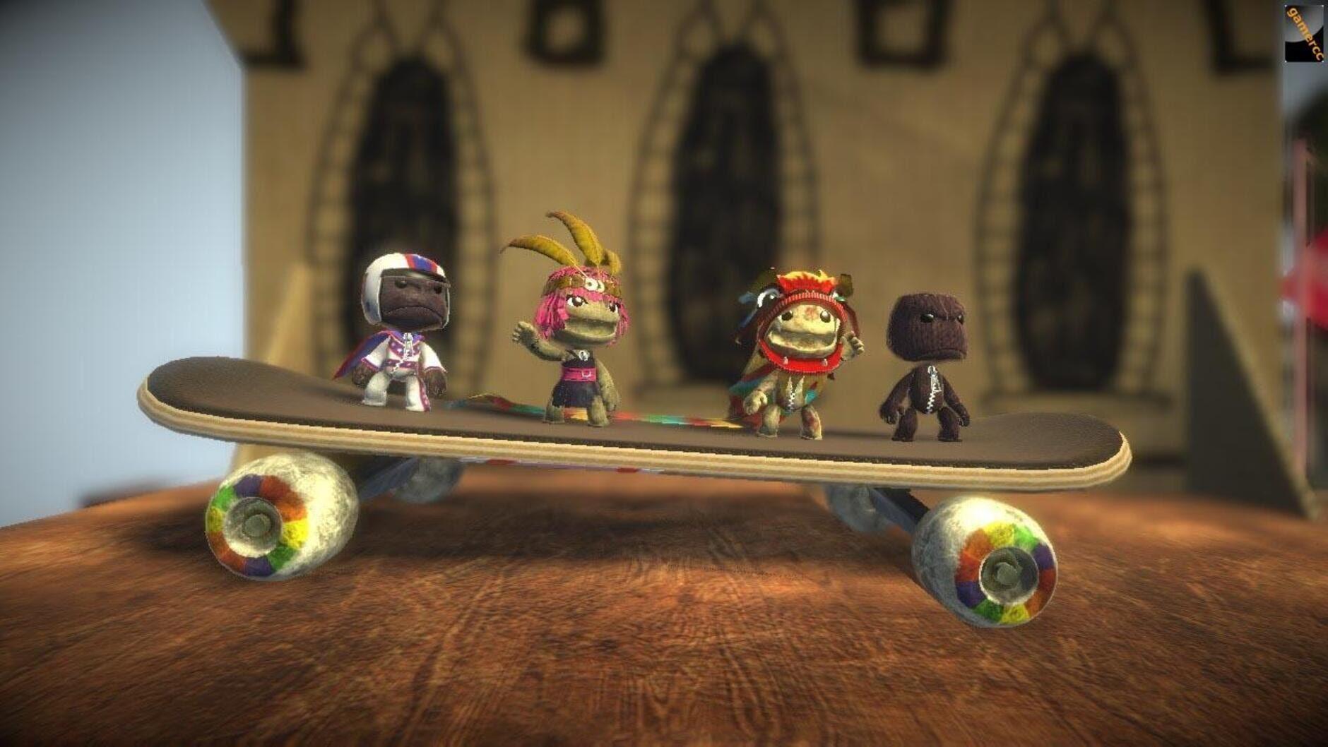 LittleBigPlanet 2 - 0