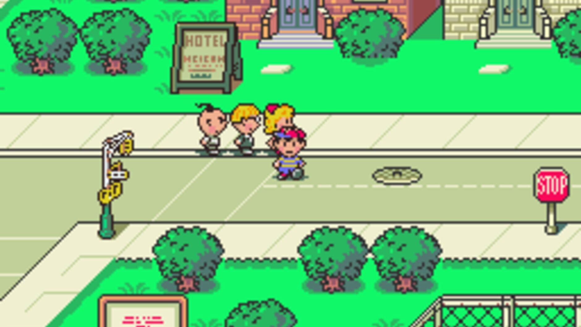 EarthBound - 0