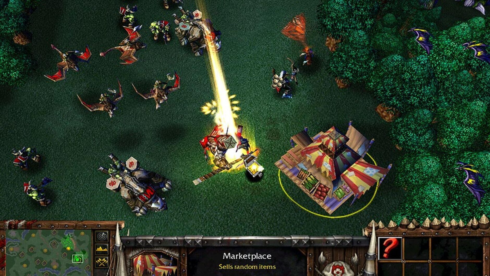 Warcraft III: Reign of Chaos - 0