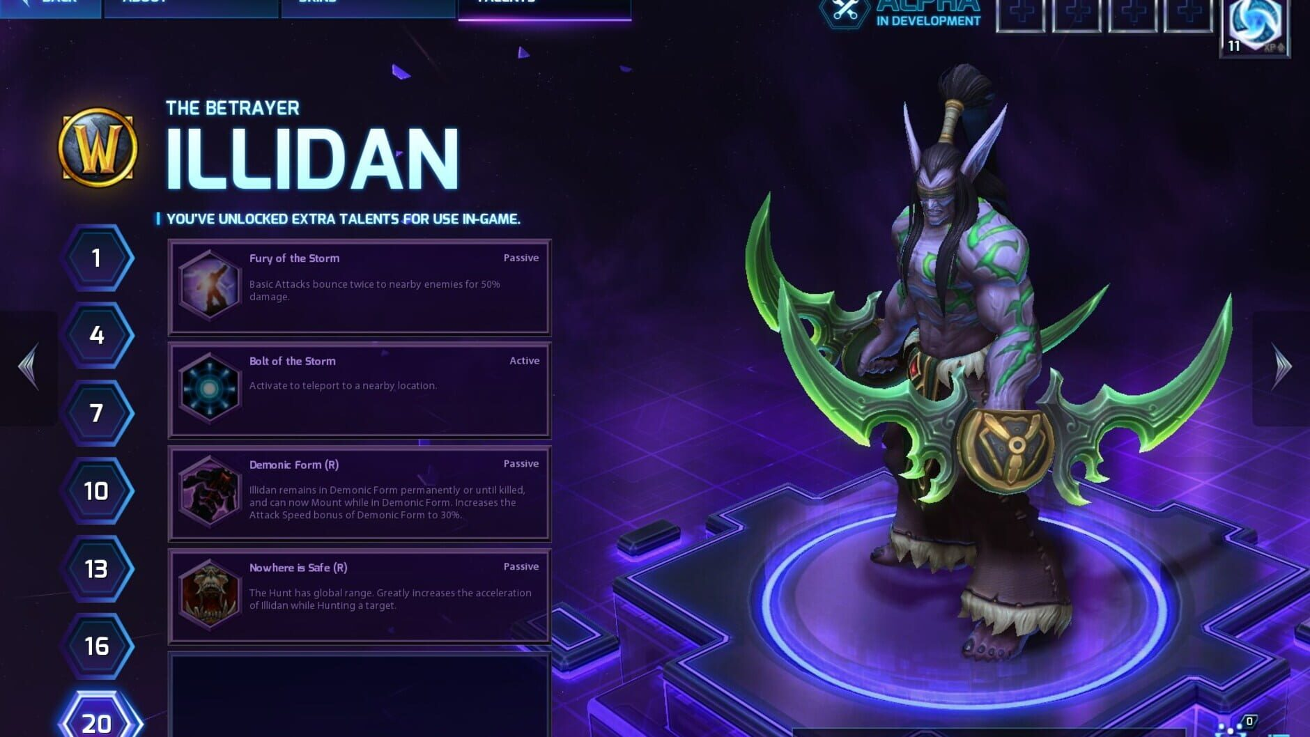 Heroes of the Storm - 0