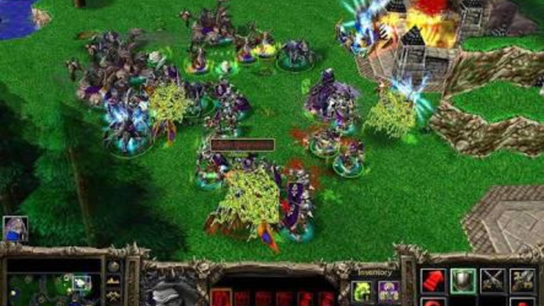 Warcraft III: The Frozen Throne - 0