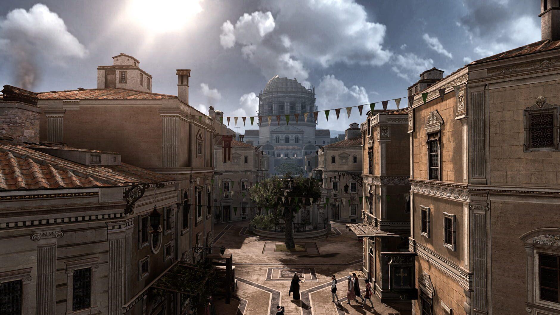 Assassin's Creed: Brotherhood - 1