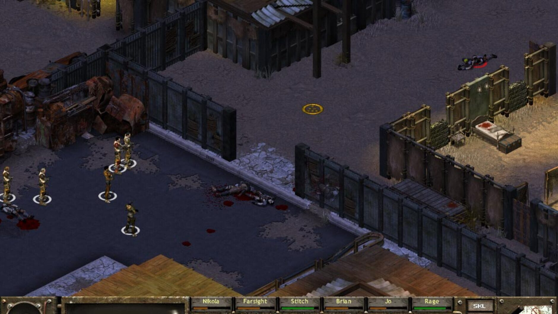 Fallout Tactics: Brotherhood Of Steel - 4