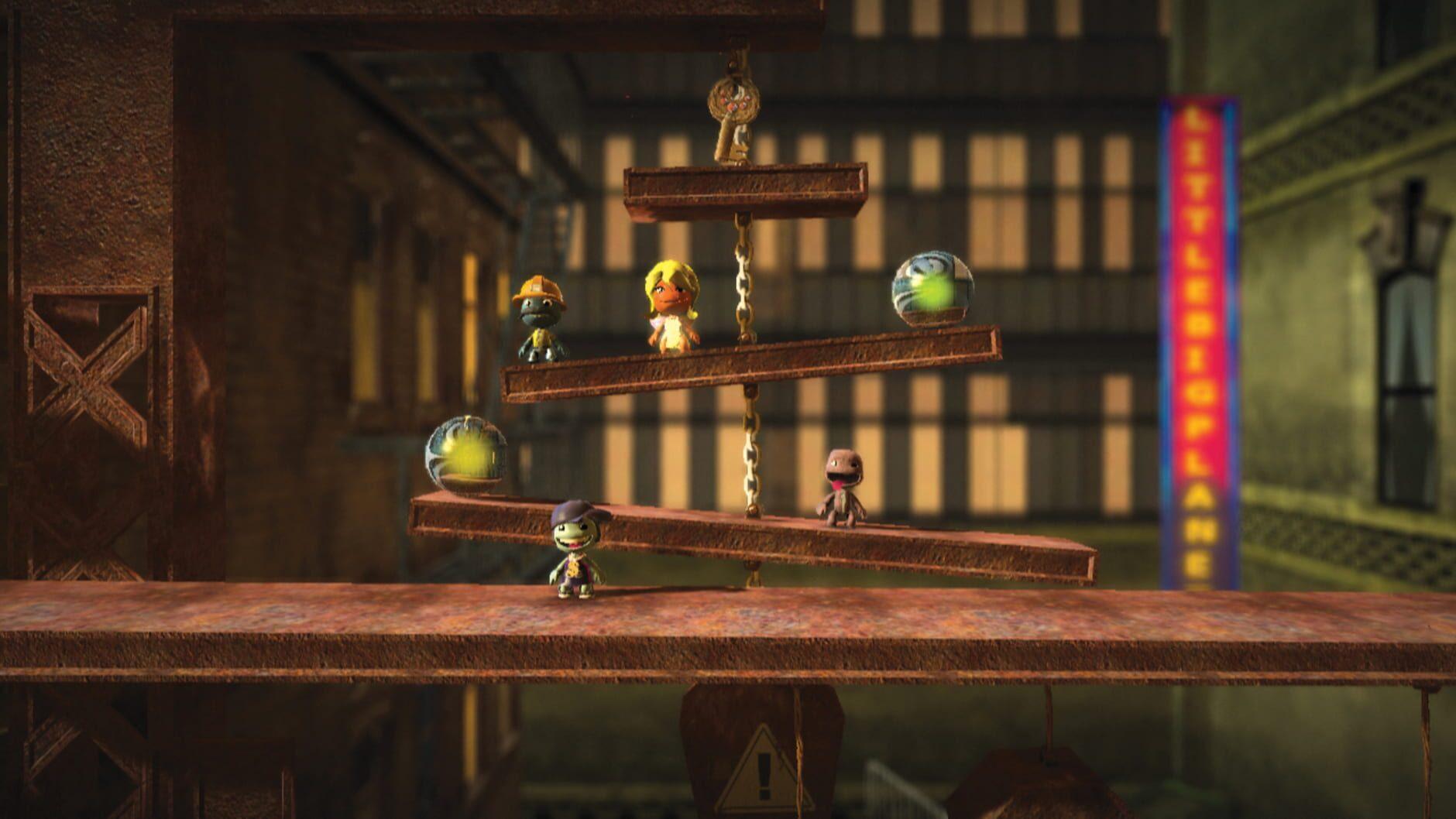 LittleBigPlanet - 0