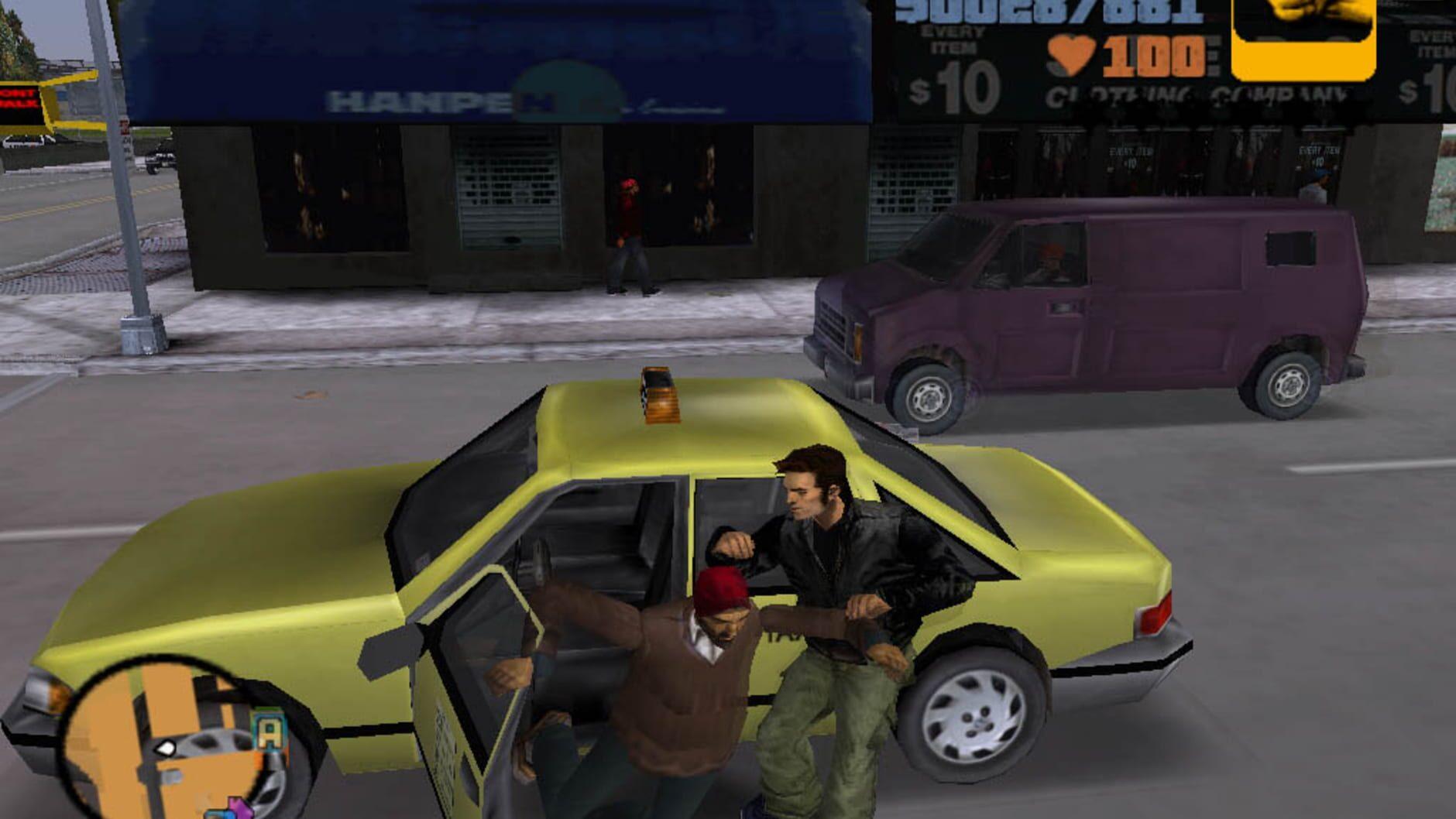 Grand Theft Auto III - 3