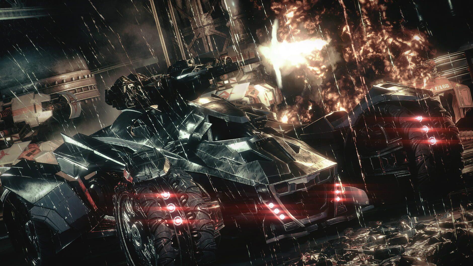 Batman: Arkham Knight - 0