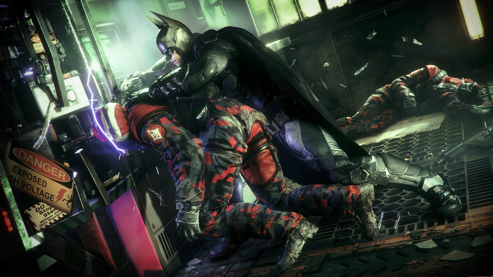 Batman: Arkham Knight - 4