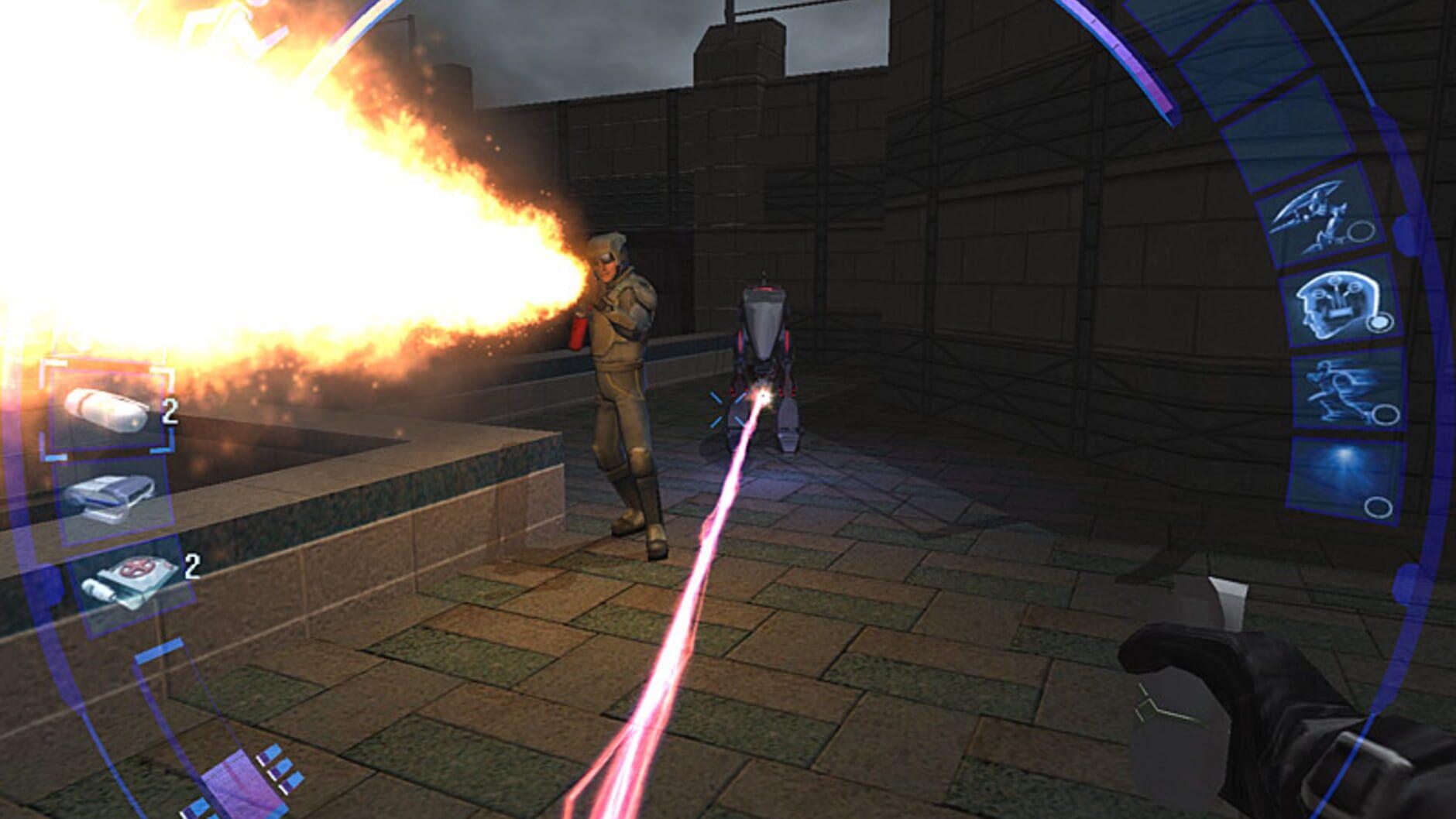 Deus Ex: Invisible War - 3