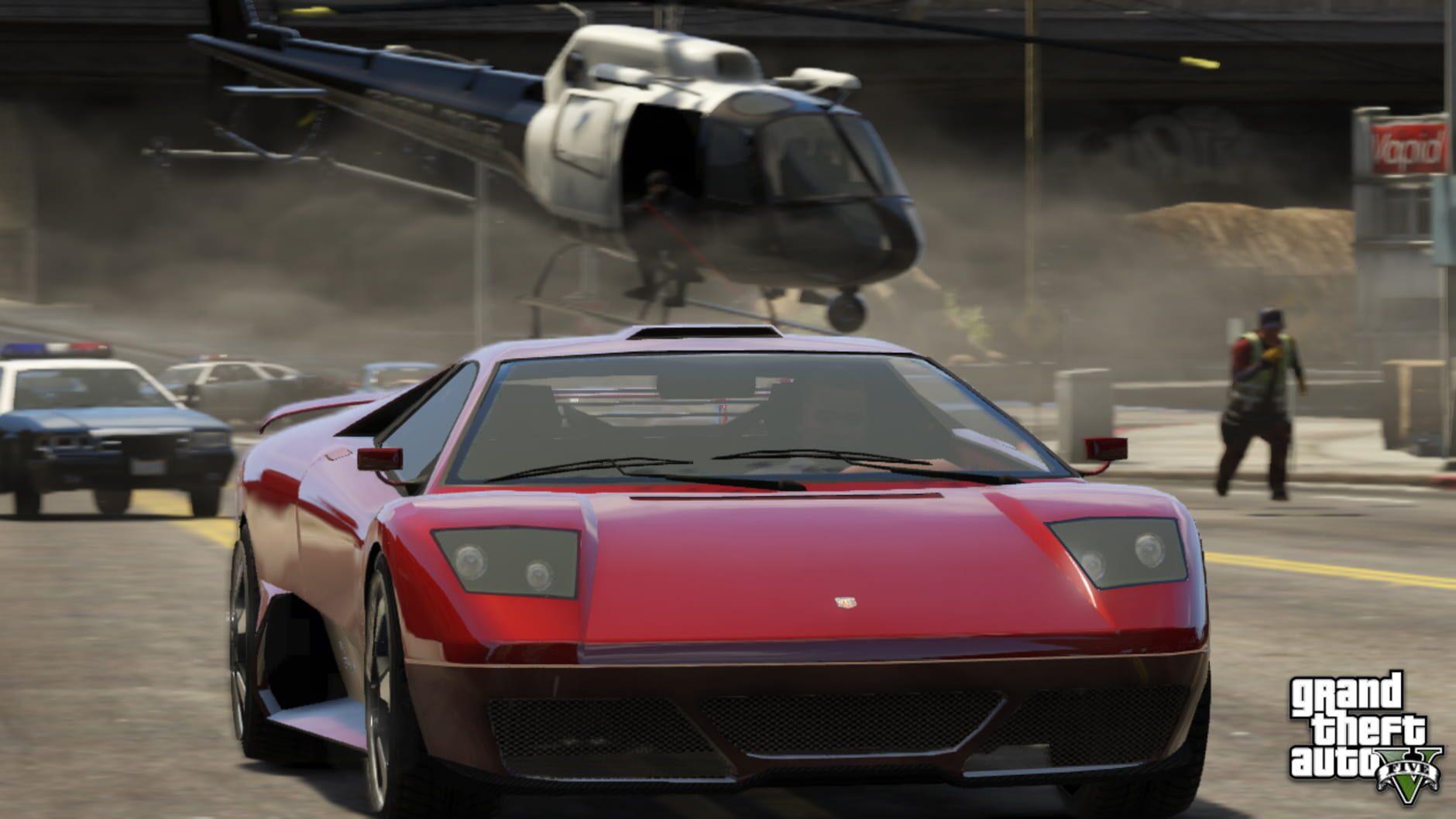 Grand Theft Auto V - 0