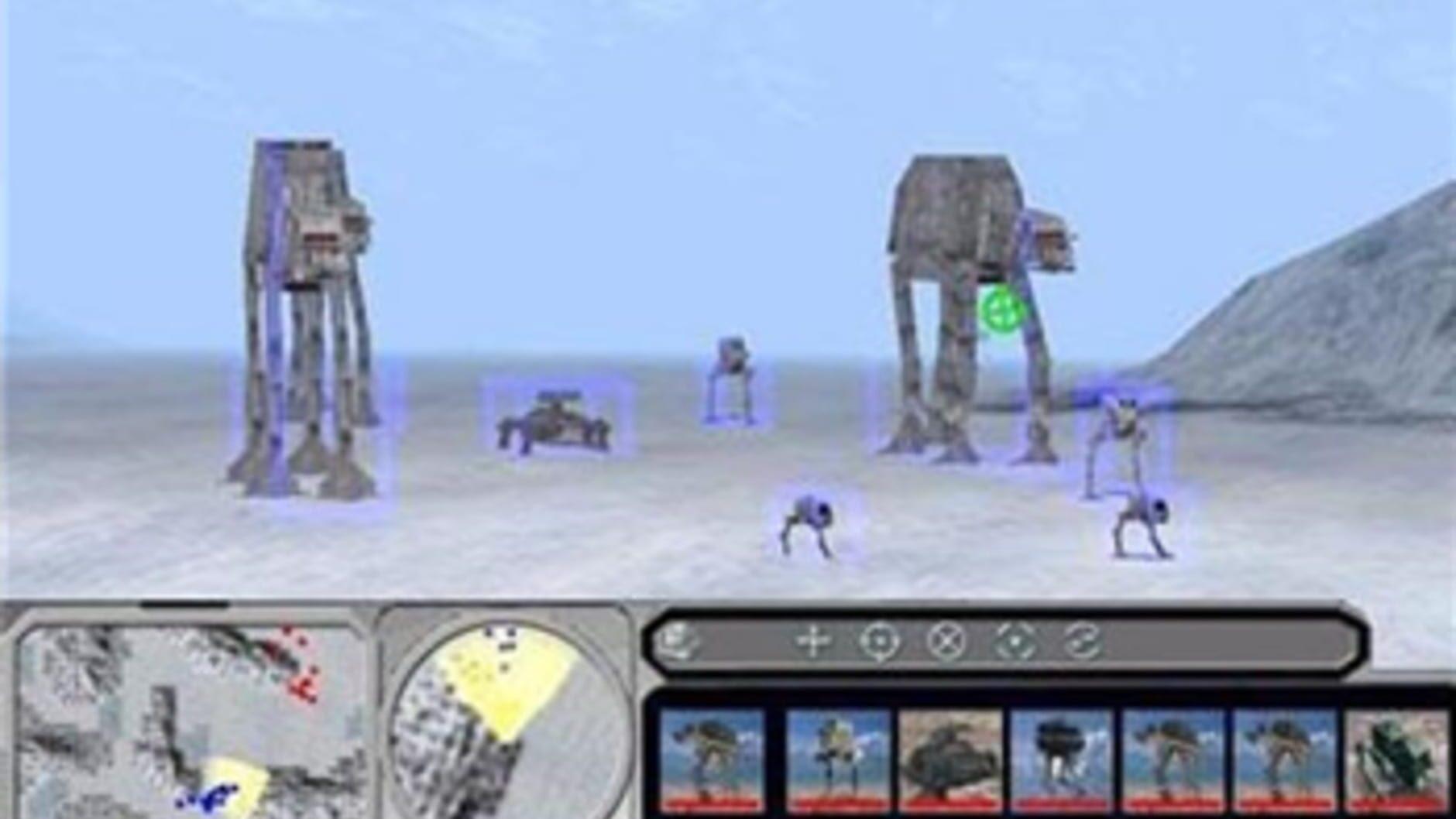 Star Wars: Force Commander - 0