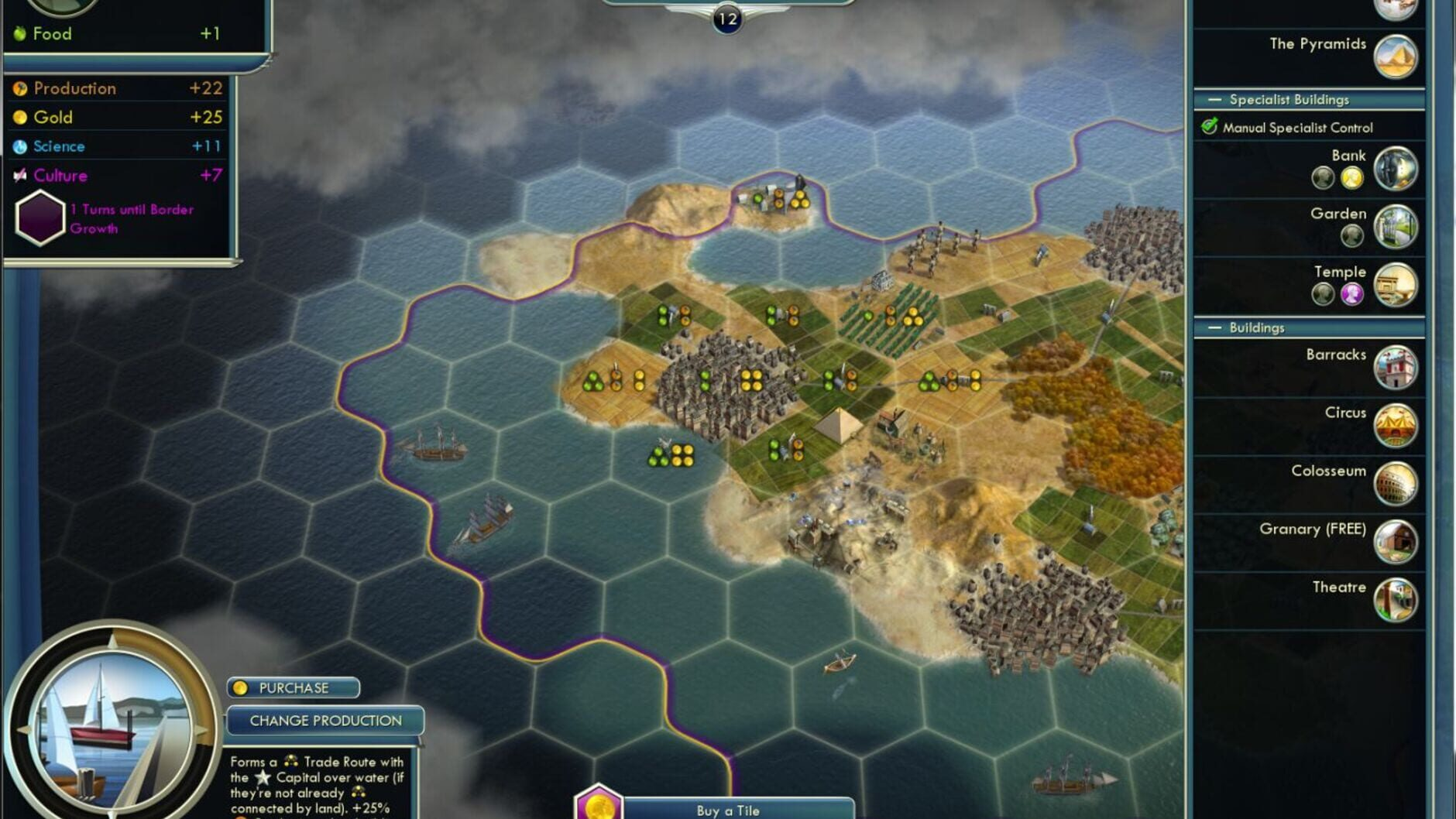 Sid Meier's Civilization V - 1