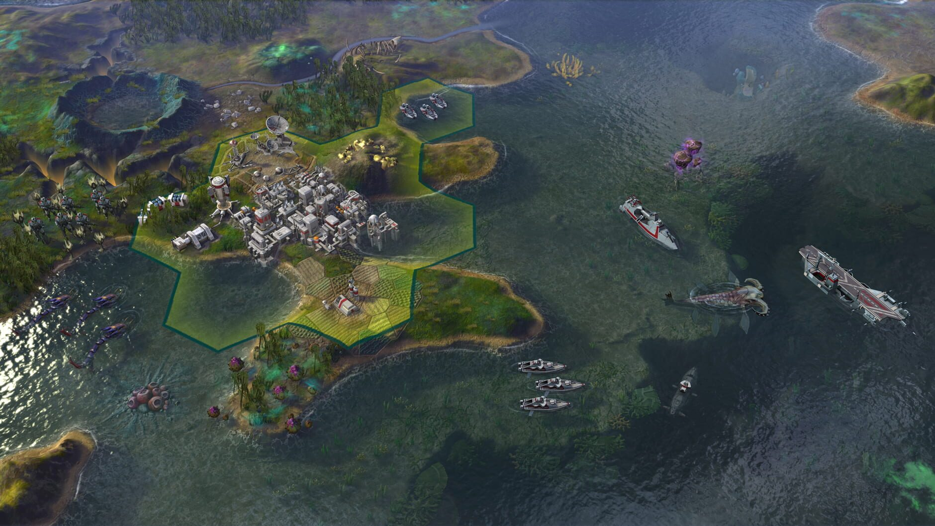 Sid Meier's Civilization: Beyond Earth – Rising Tide - 3