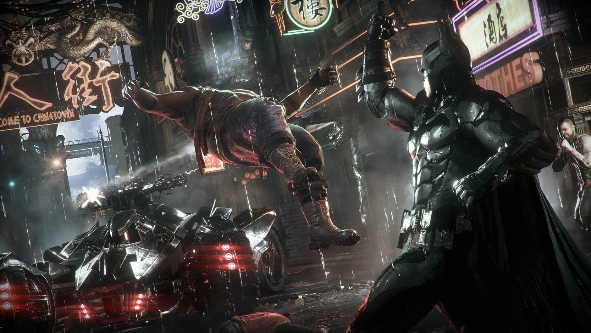 Batman: Arkham Knight - 1