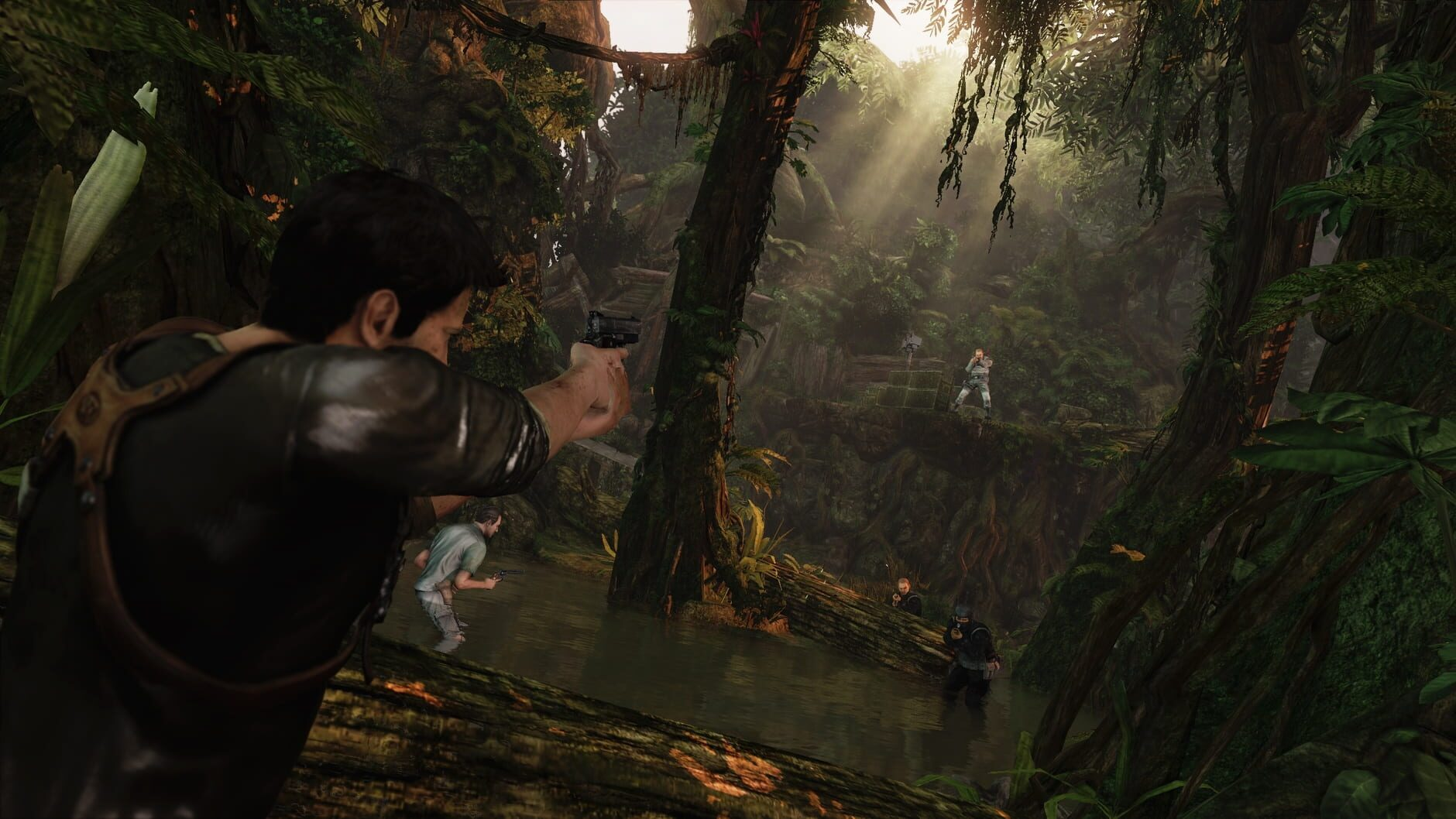 Uncharted 2: Among Thieves - 0