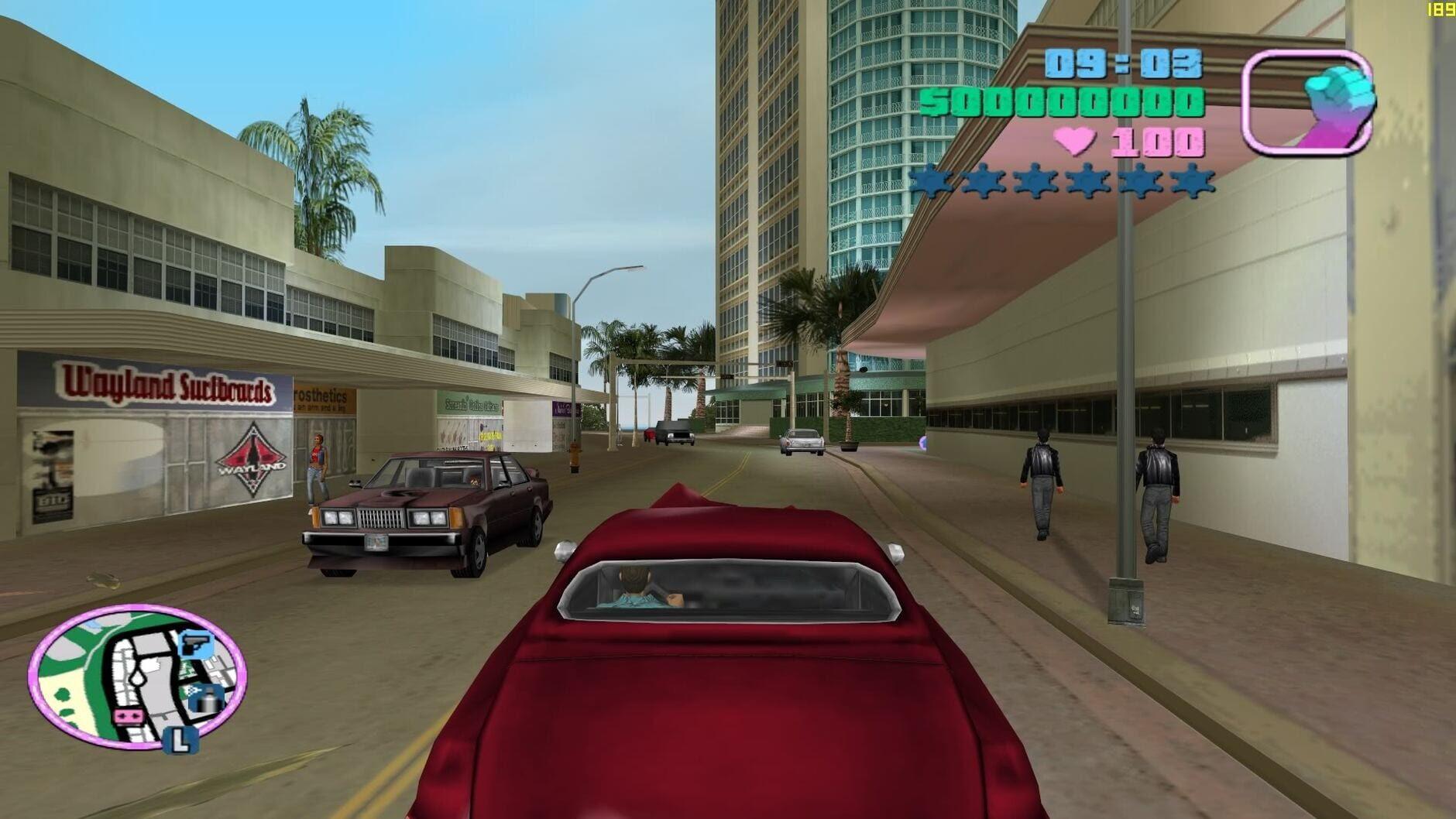 Grand Theft Auto: Vice City - 3