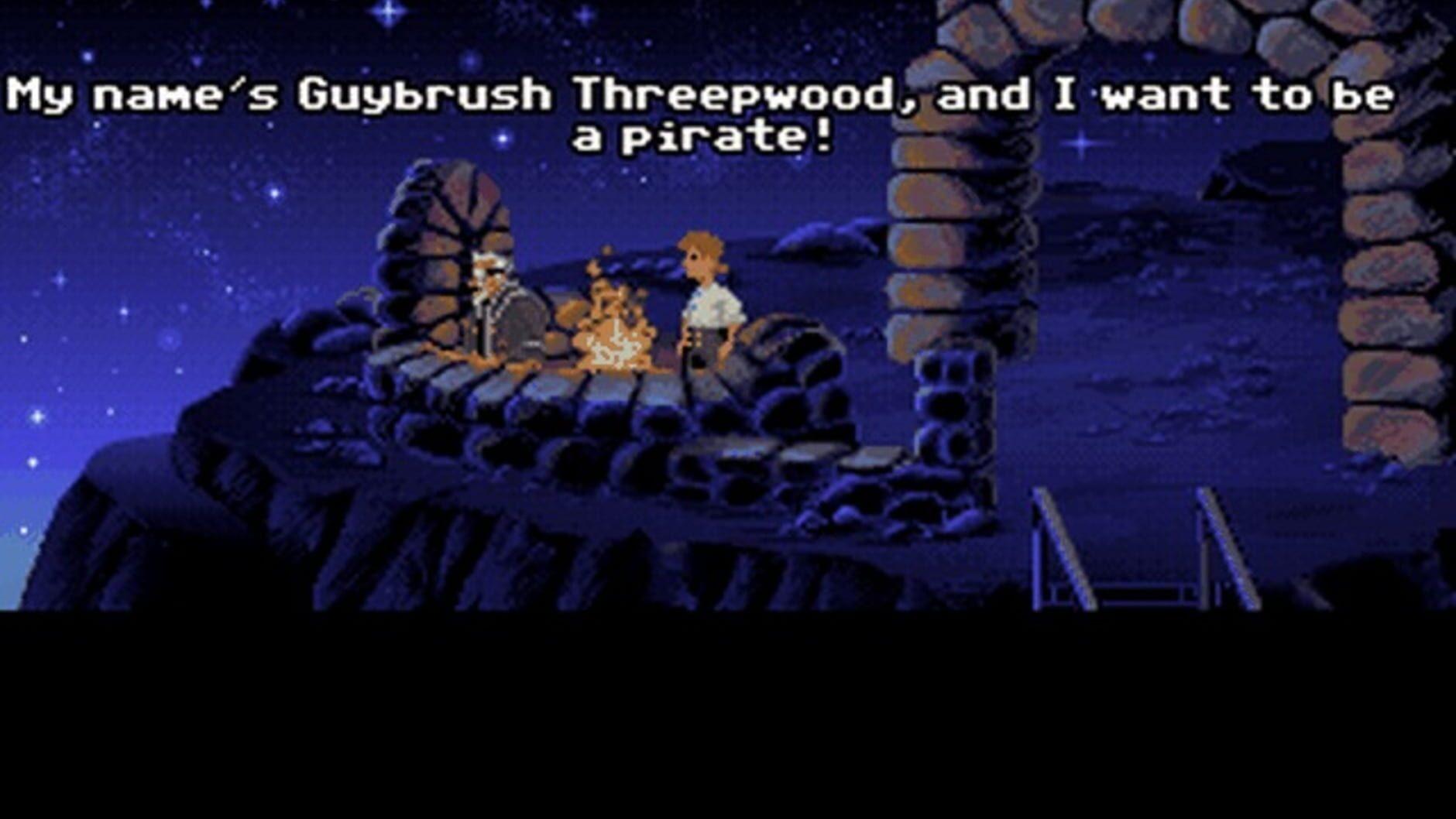 The Secret of Monkey Island - 0