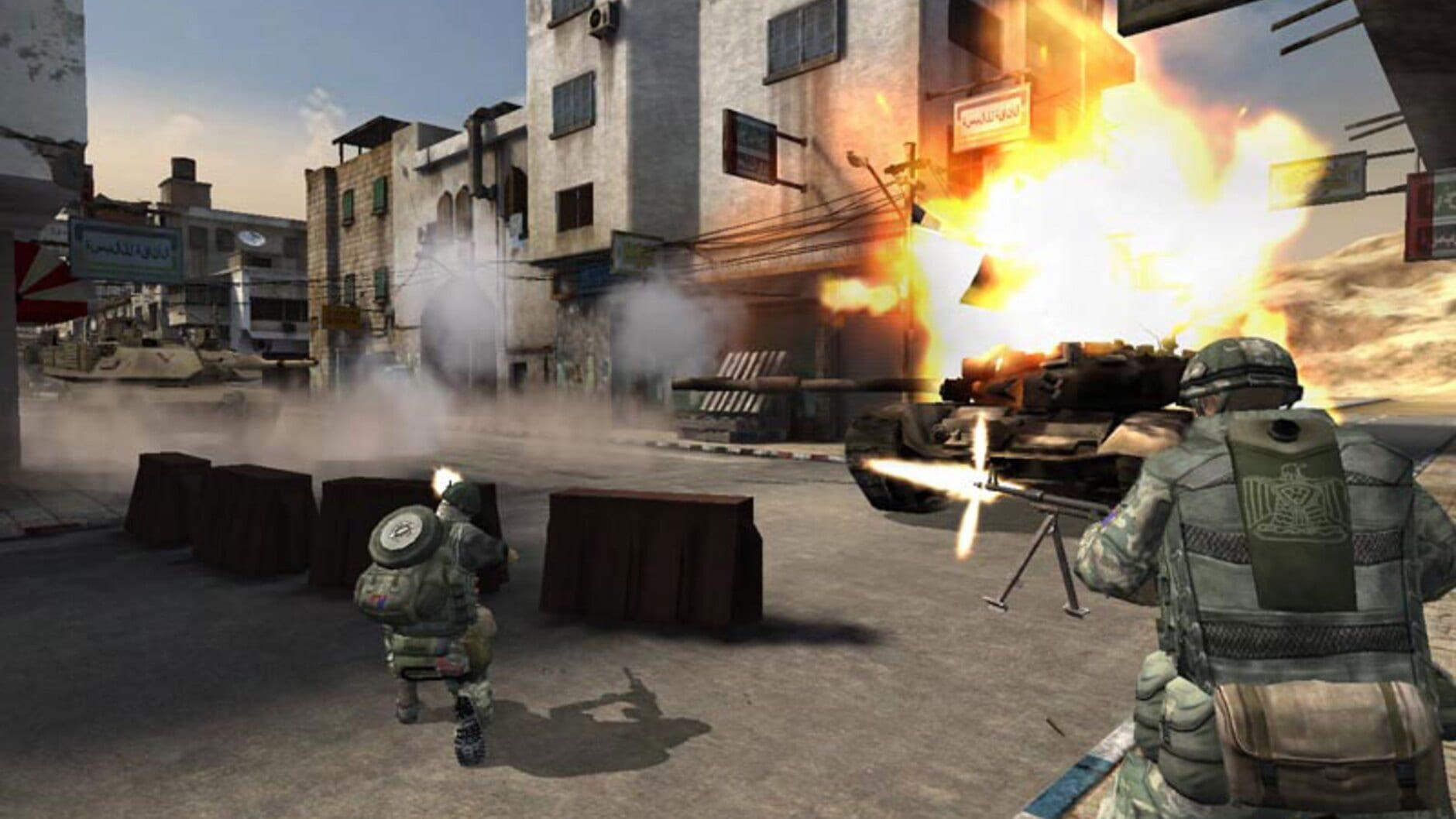 Battlefield 2 - 3